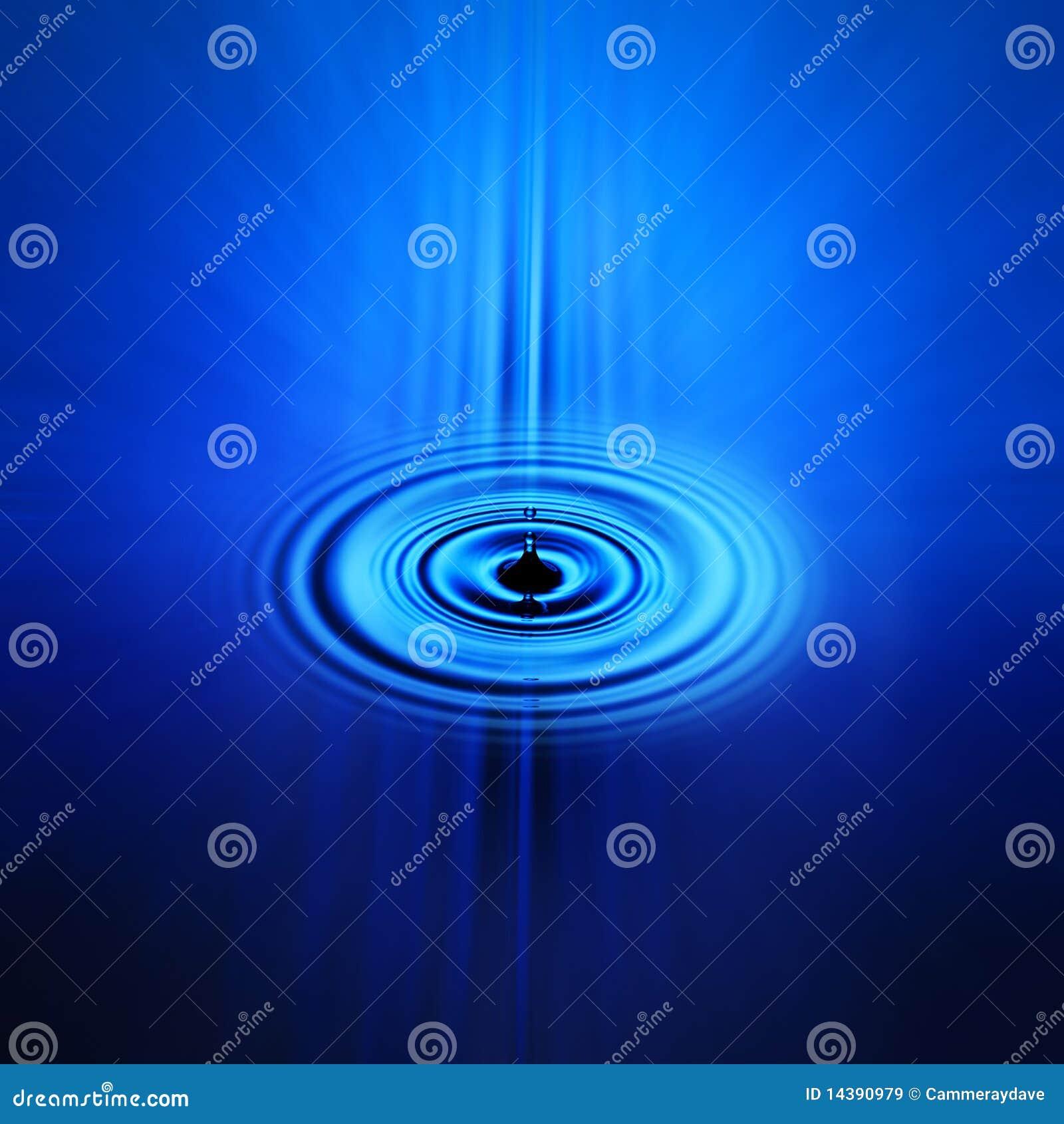 Opadowego światła czochr woda