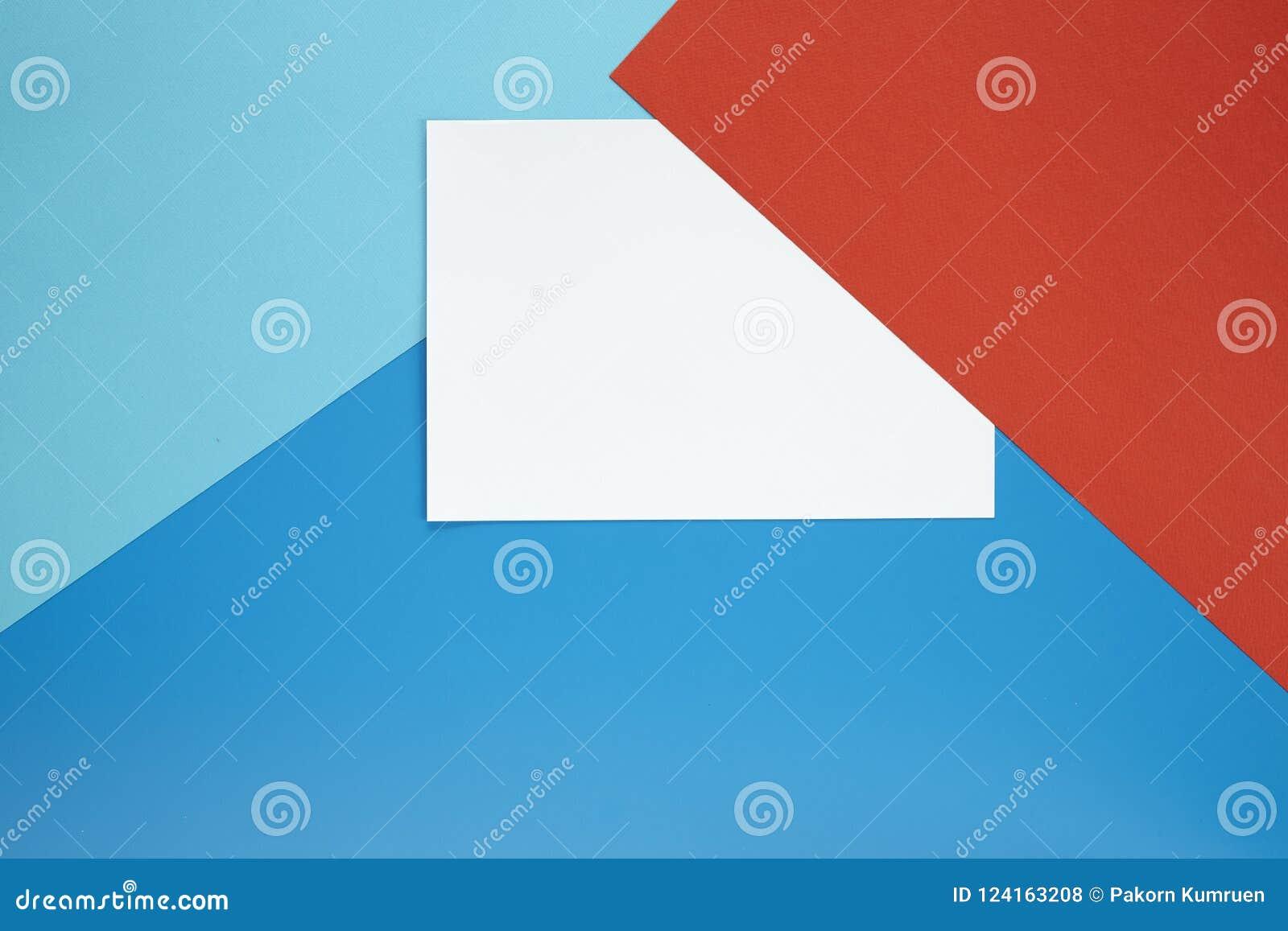 Opanowany papier jak materialny projekt