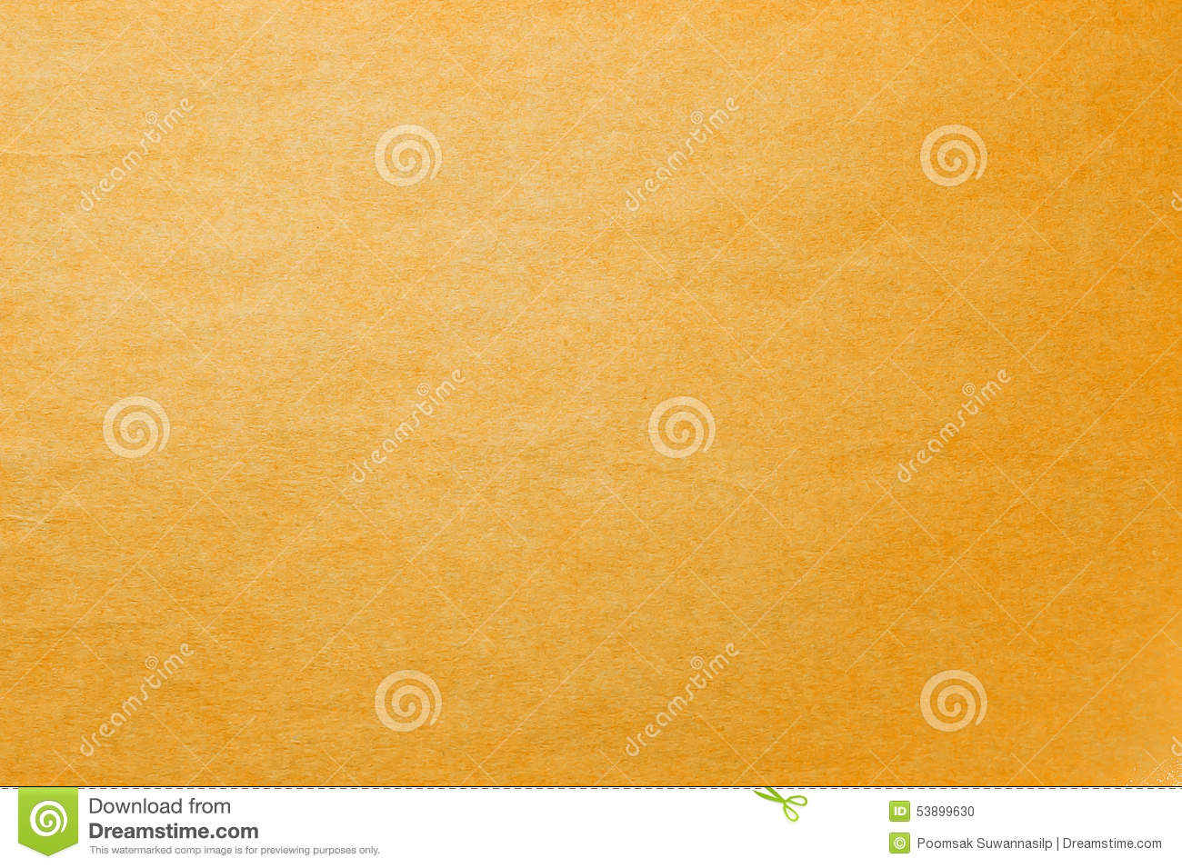 Opaque yellow background with a light flaky.