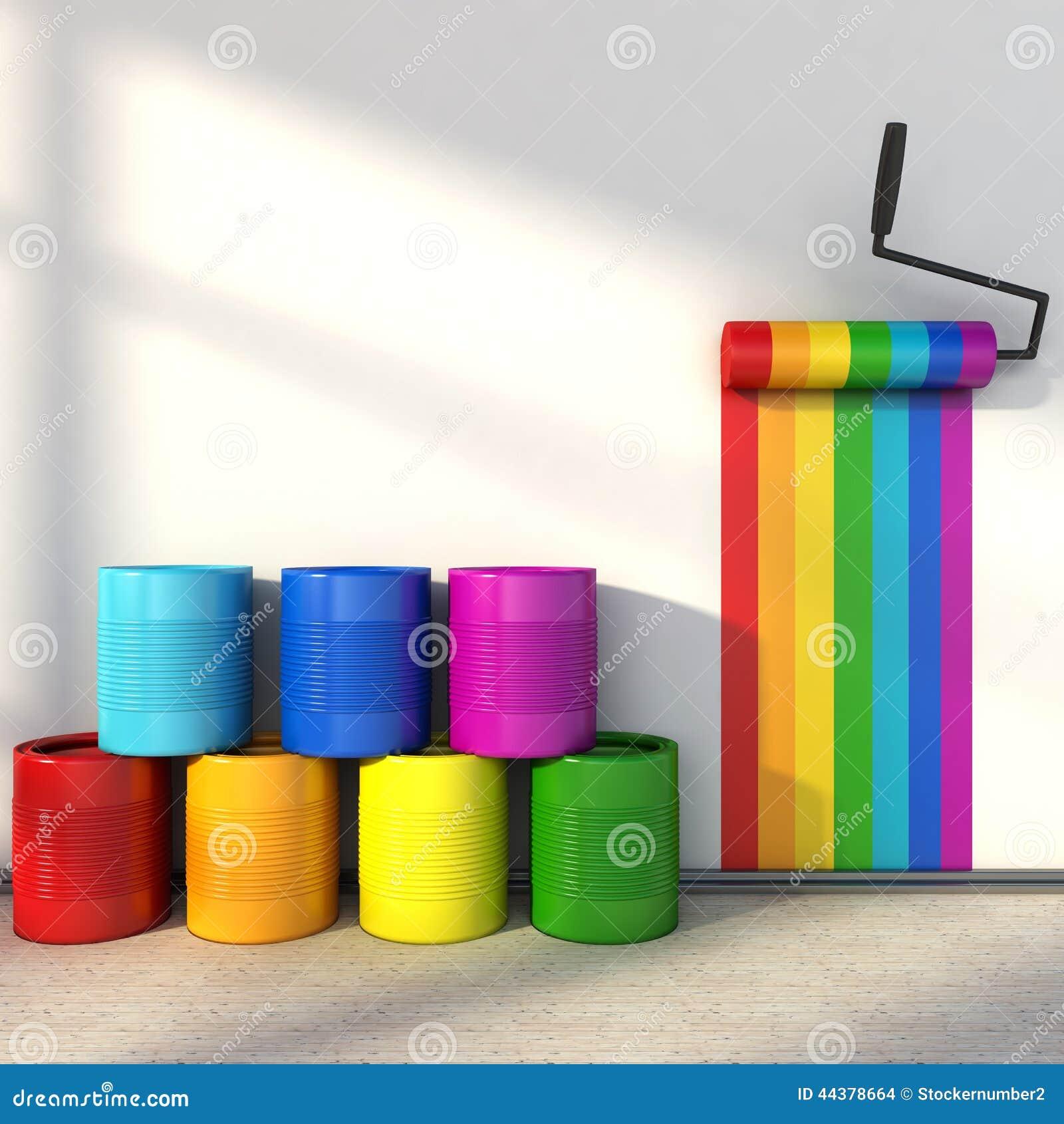 Opci n de los colores para pintar un cuarto colores del - Colores para pintar ...