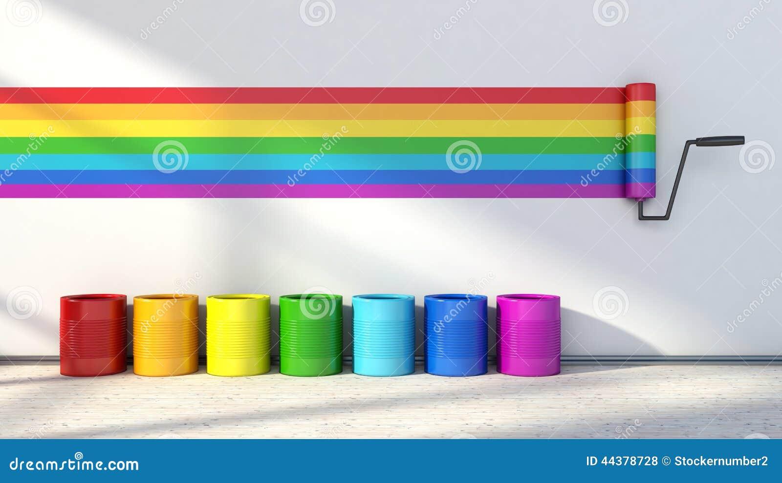 Opci n de los colores para pintar un cuarto colores del - Colores para pintar un cuarto ...