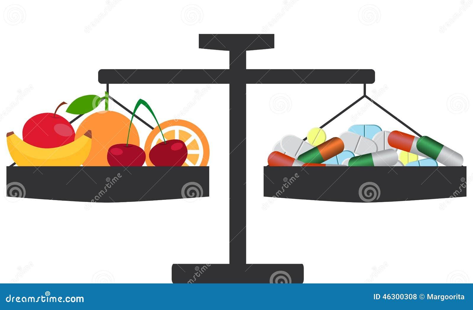 Opción de vitaminas
