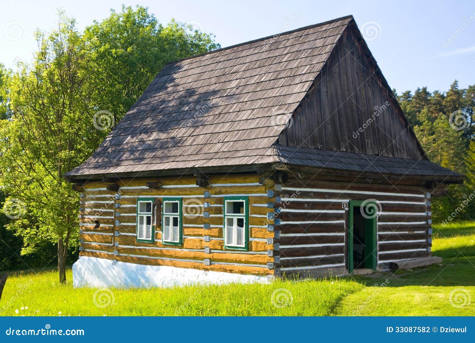 Open air folk museum, Slovakia