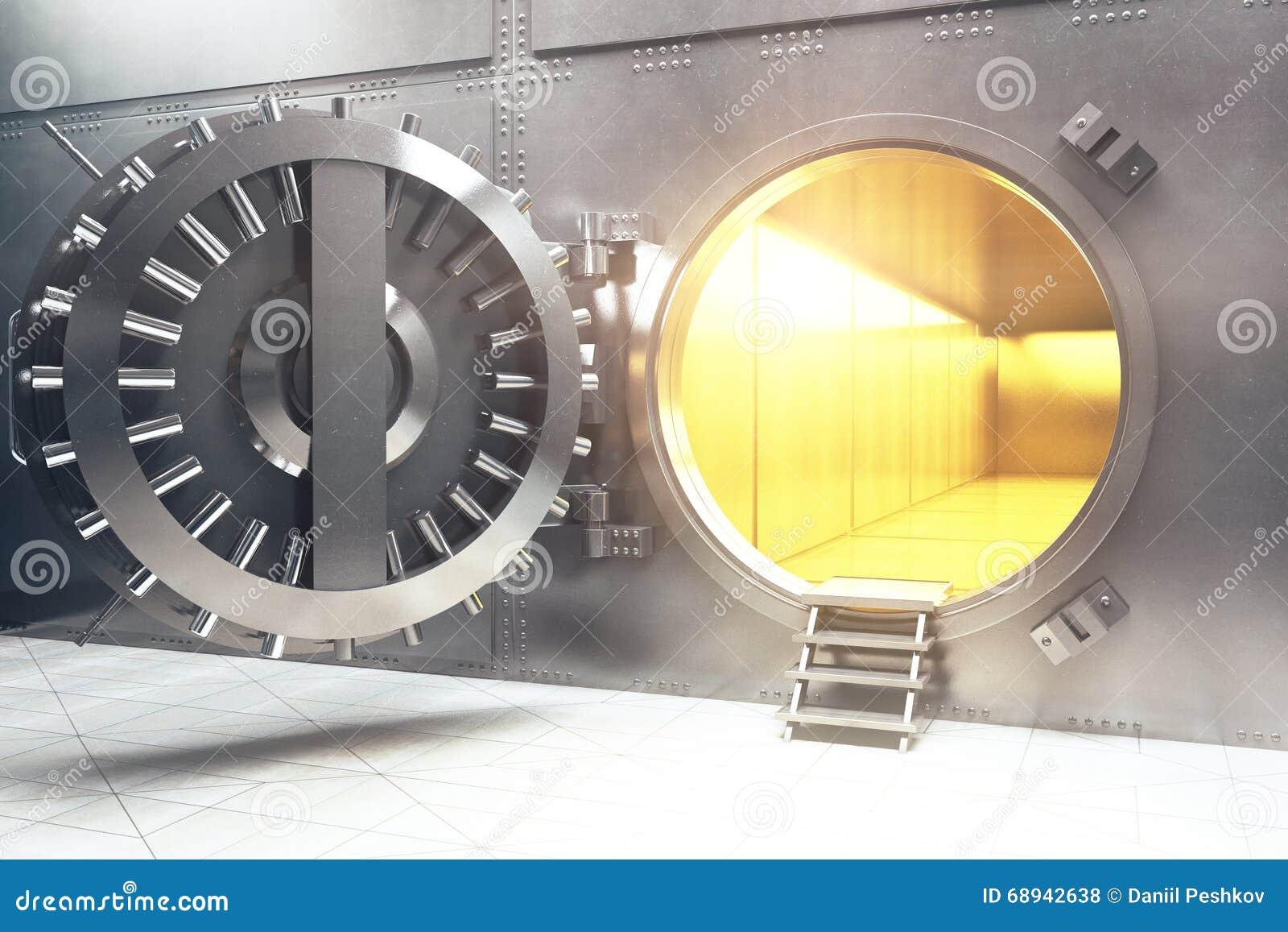 Open vaulty