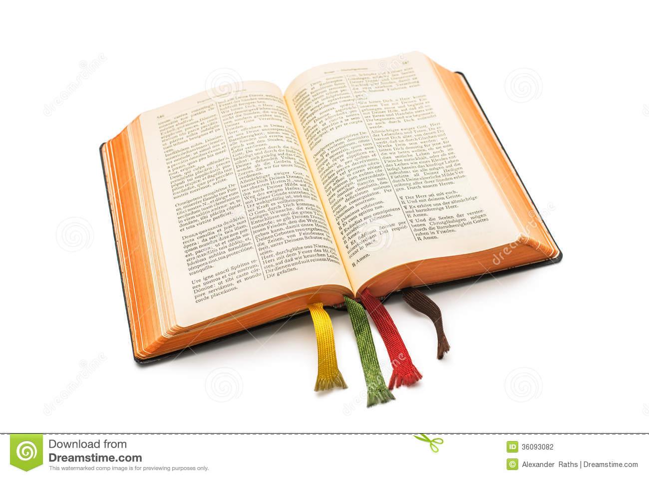 open bible stock photography image 36093082 free clipart of bibles and crosses free clipart of bibles with flowers