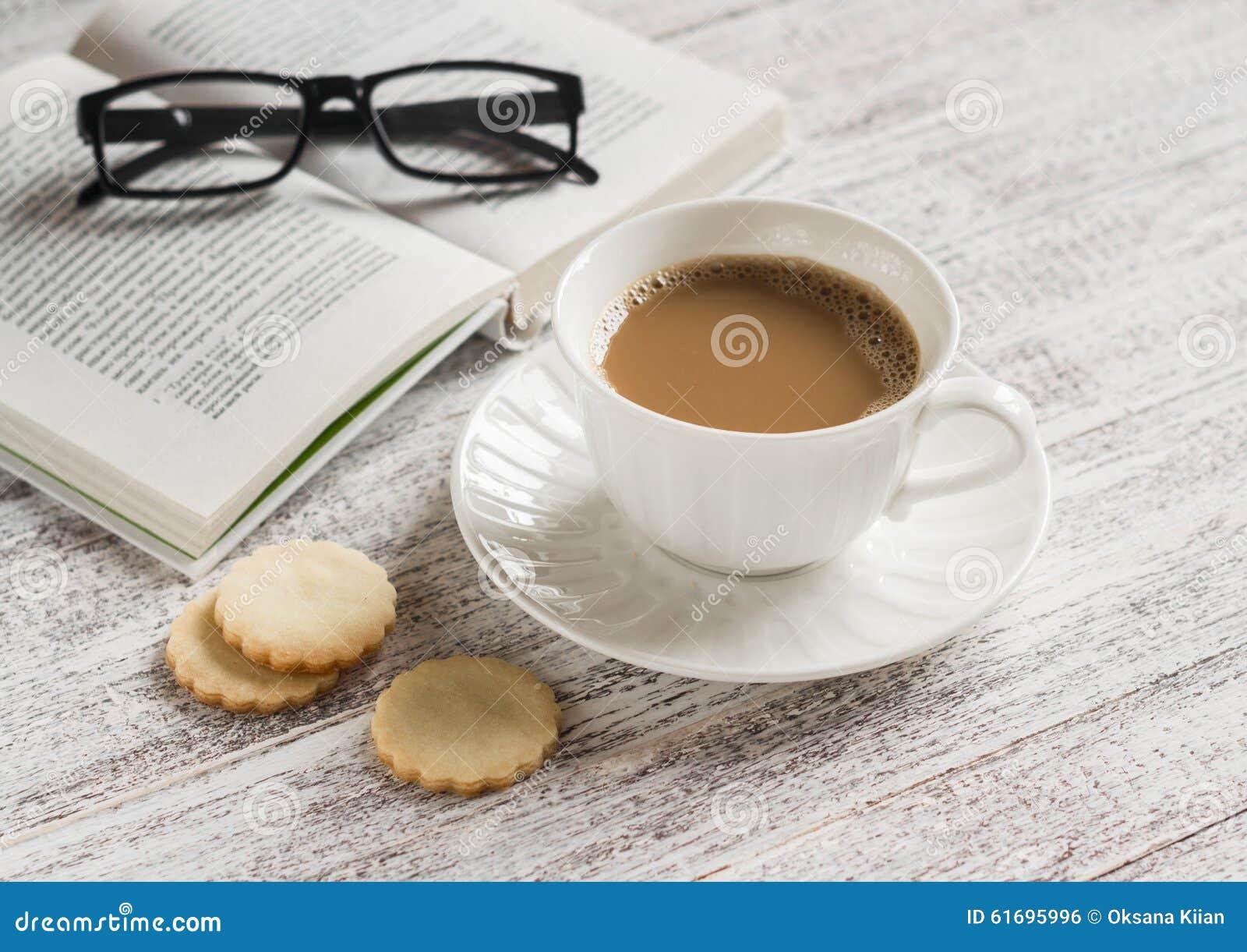 Open A Blank White Notebook 0205b4348