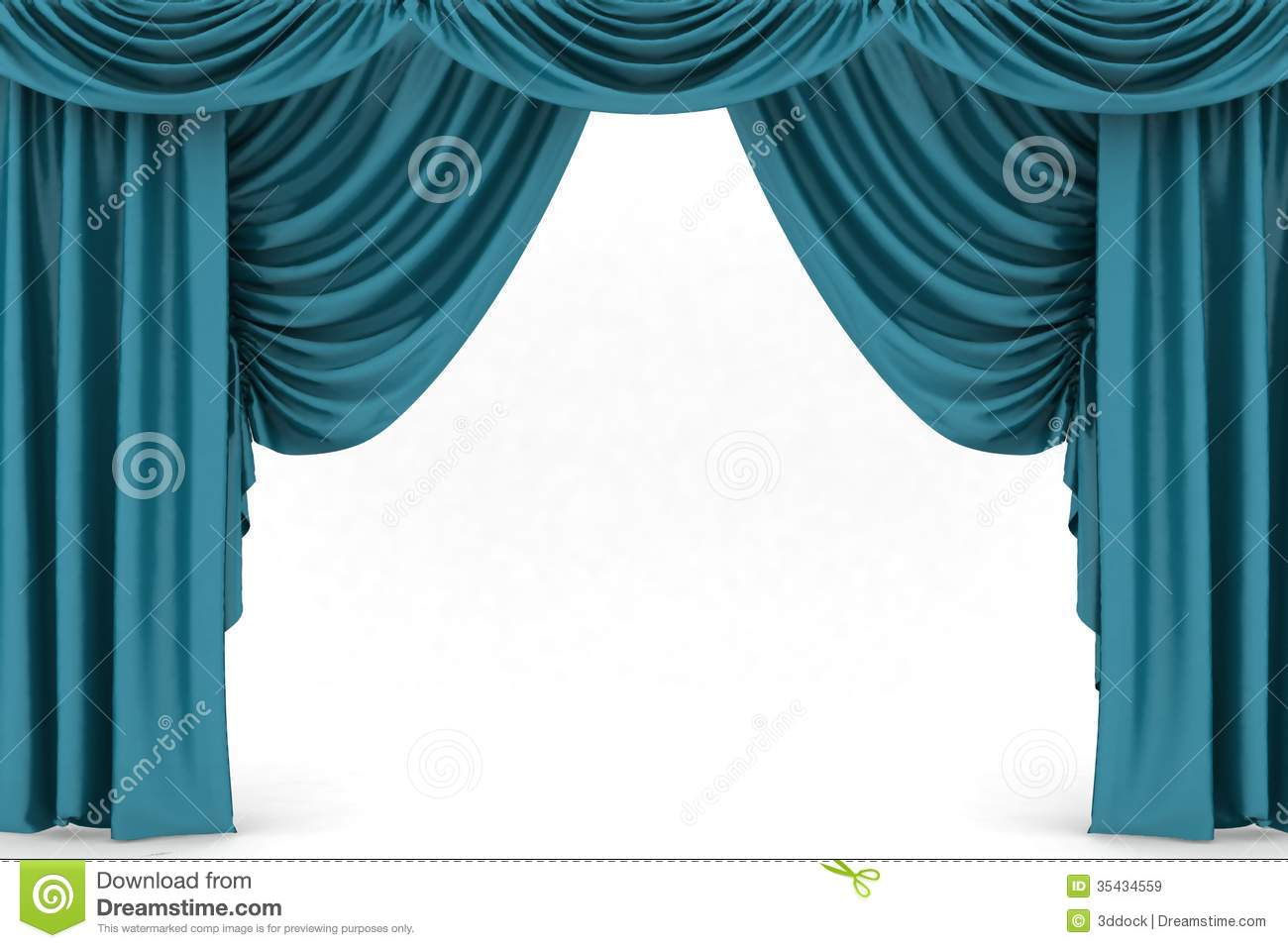 Open theater drapes or stage curtains royalty free stock image image - Royalty Free Stock Photo Background Blue Curtain Theater