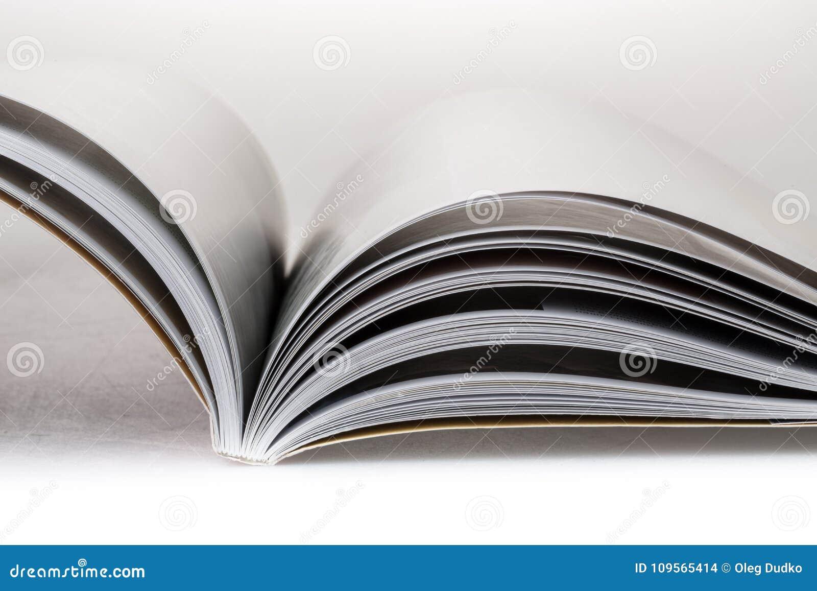 Open Boek of Tijdschrift