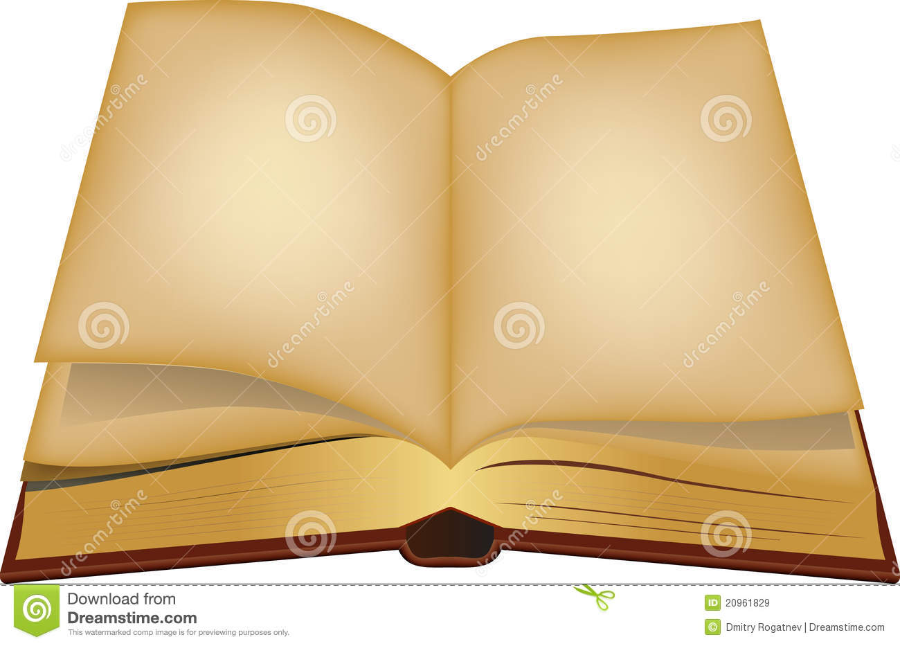 open book stock vector  illustration of notebook