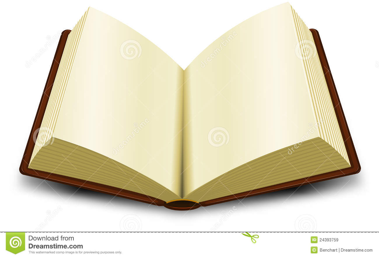 Open Book Royalty Free Stock Images Image 24393759