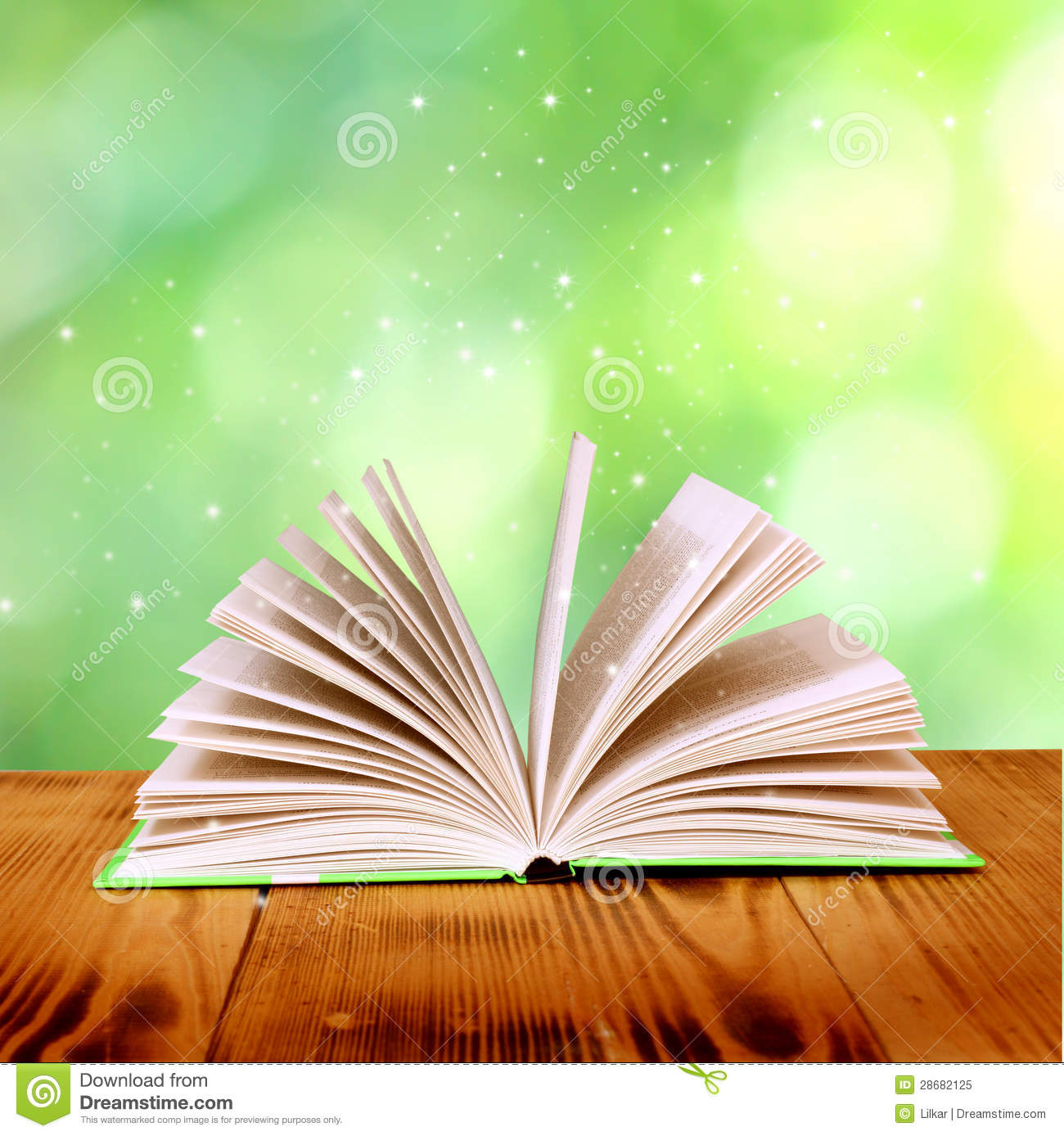 Open book royalty free stock photo image 28682125