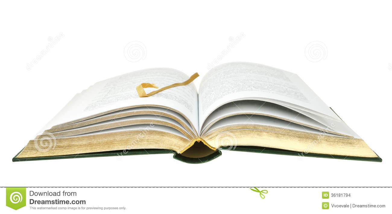 Open Book Cover Drawing : Open book isolated on white background stock photo image