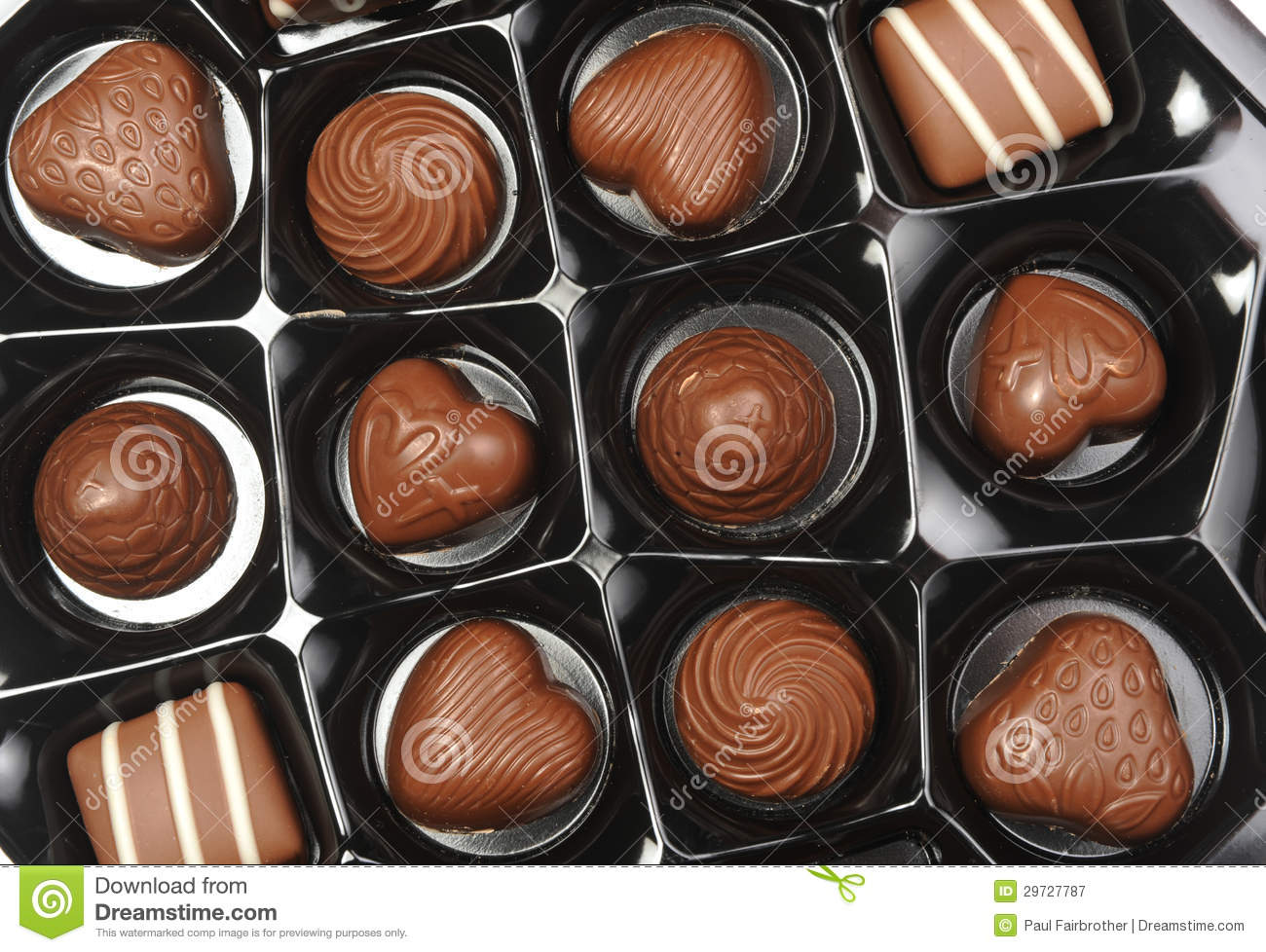 Box Of Chocolates 1 Stock Photo - Image: 421800