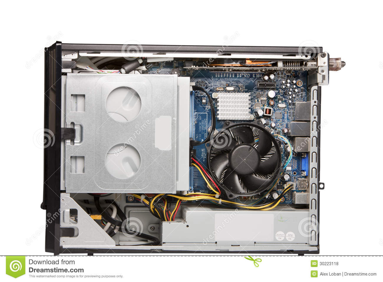 Pc Exhaust Fan Wiring Diagram Will Be A Thing For Bathroom Interior Layout Of Personal Computer Royalty Free Stock Switch 12