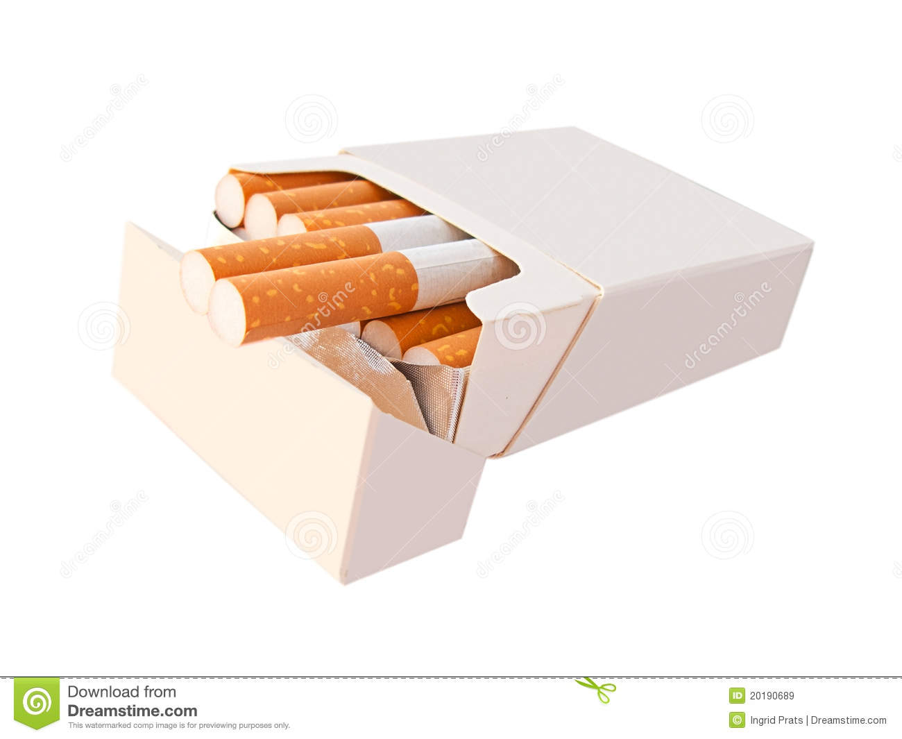 cigarettes cost too much