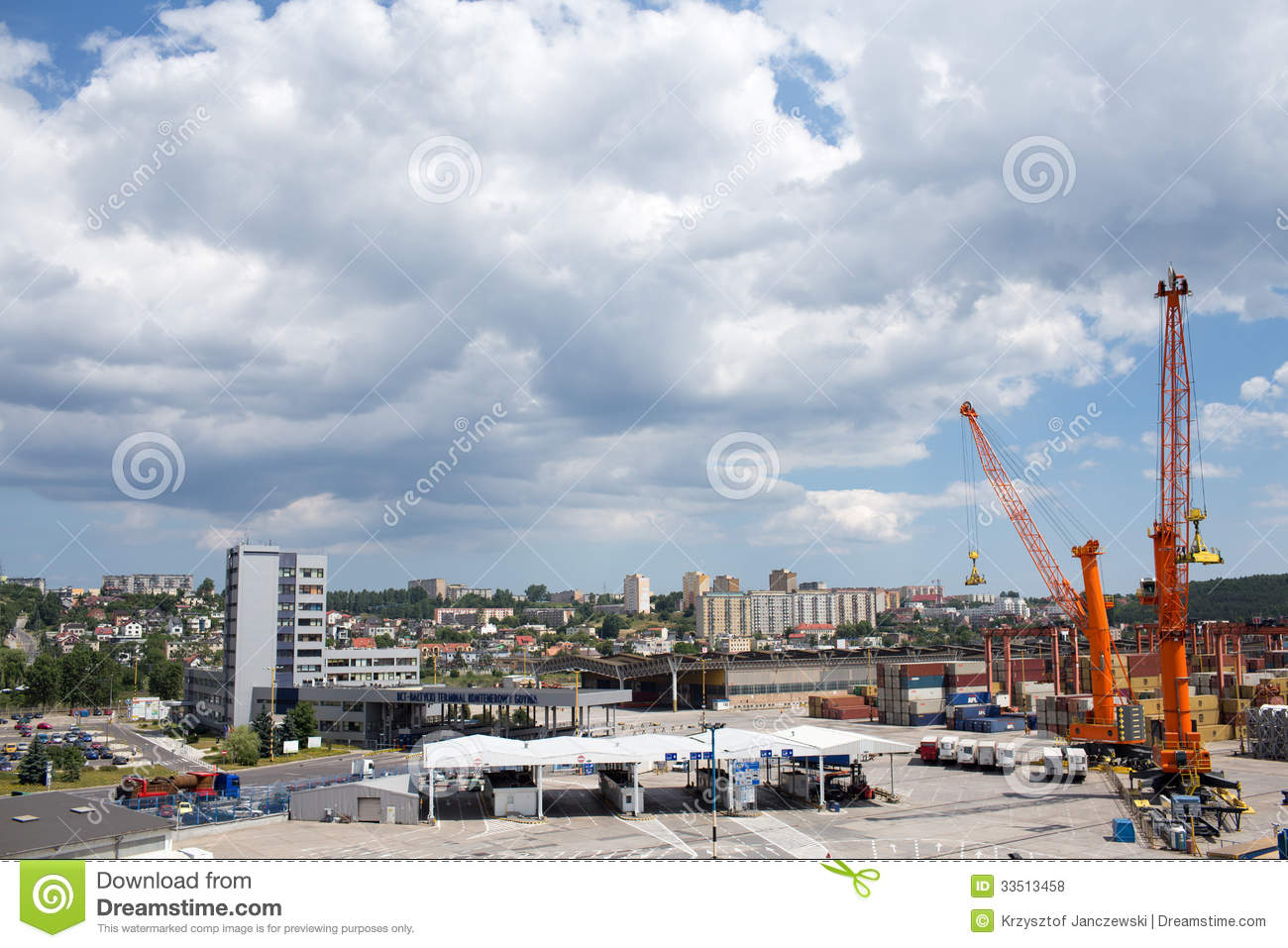 Gdynia Poland  city images : GDYNIA, POLAND JUNE 22 Open day on the ferry Stena Spirit, ship ...