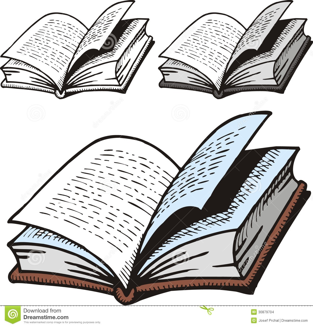 Open dictionary stock images image 30879704 for Open dictionary