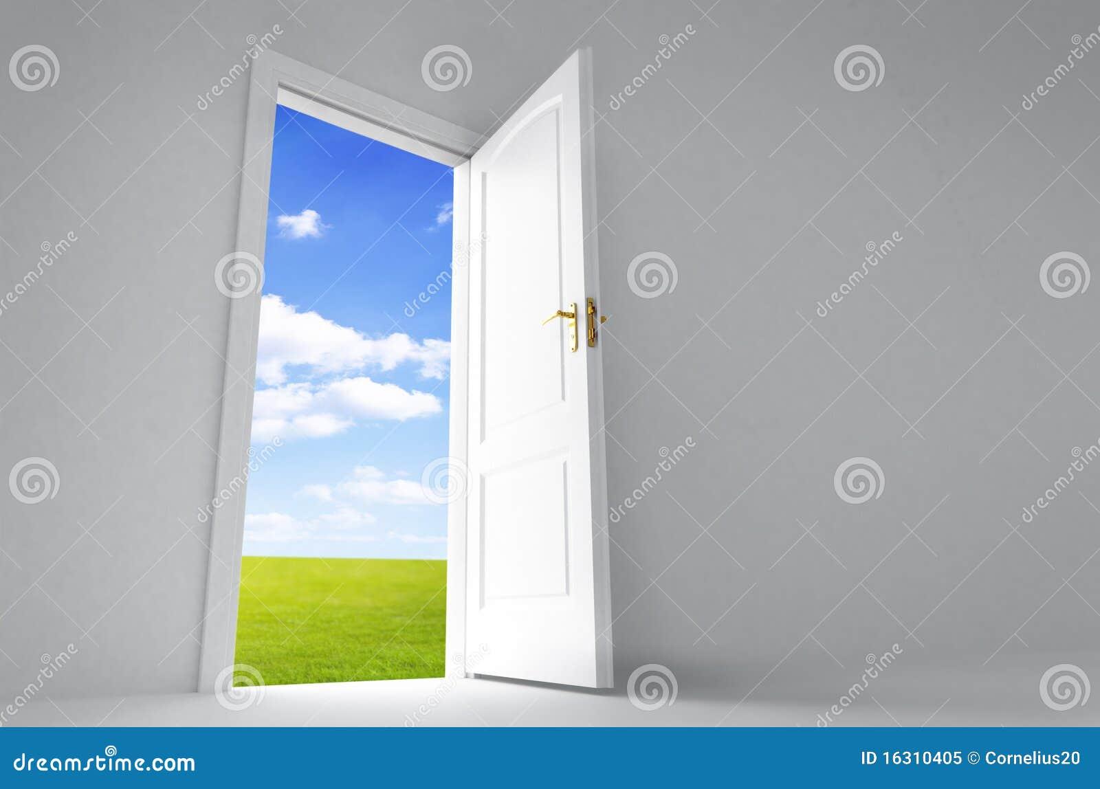 open door online