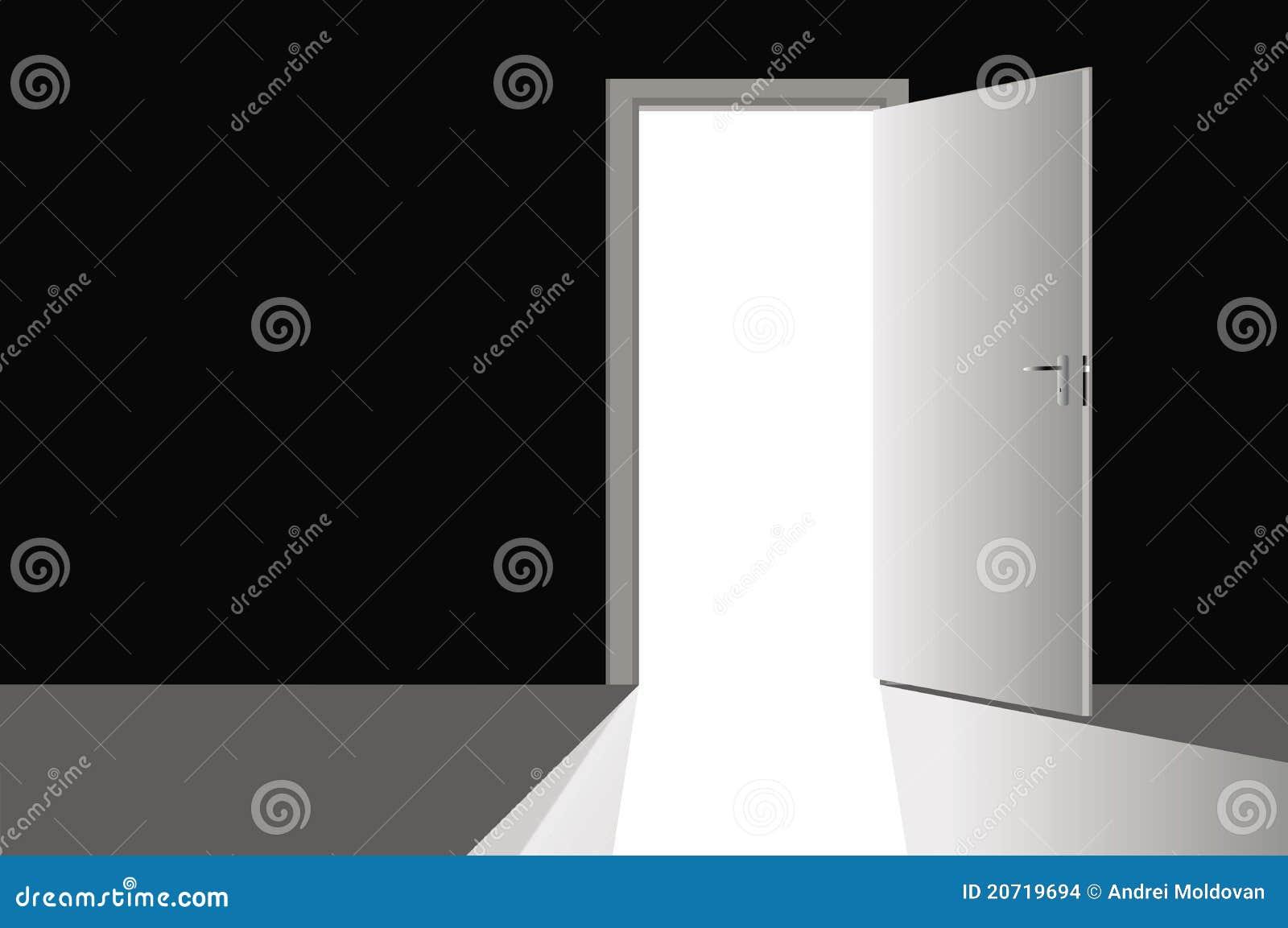 Open Door Clipart Open door Stock Images