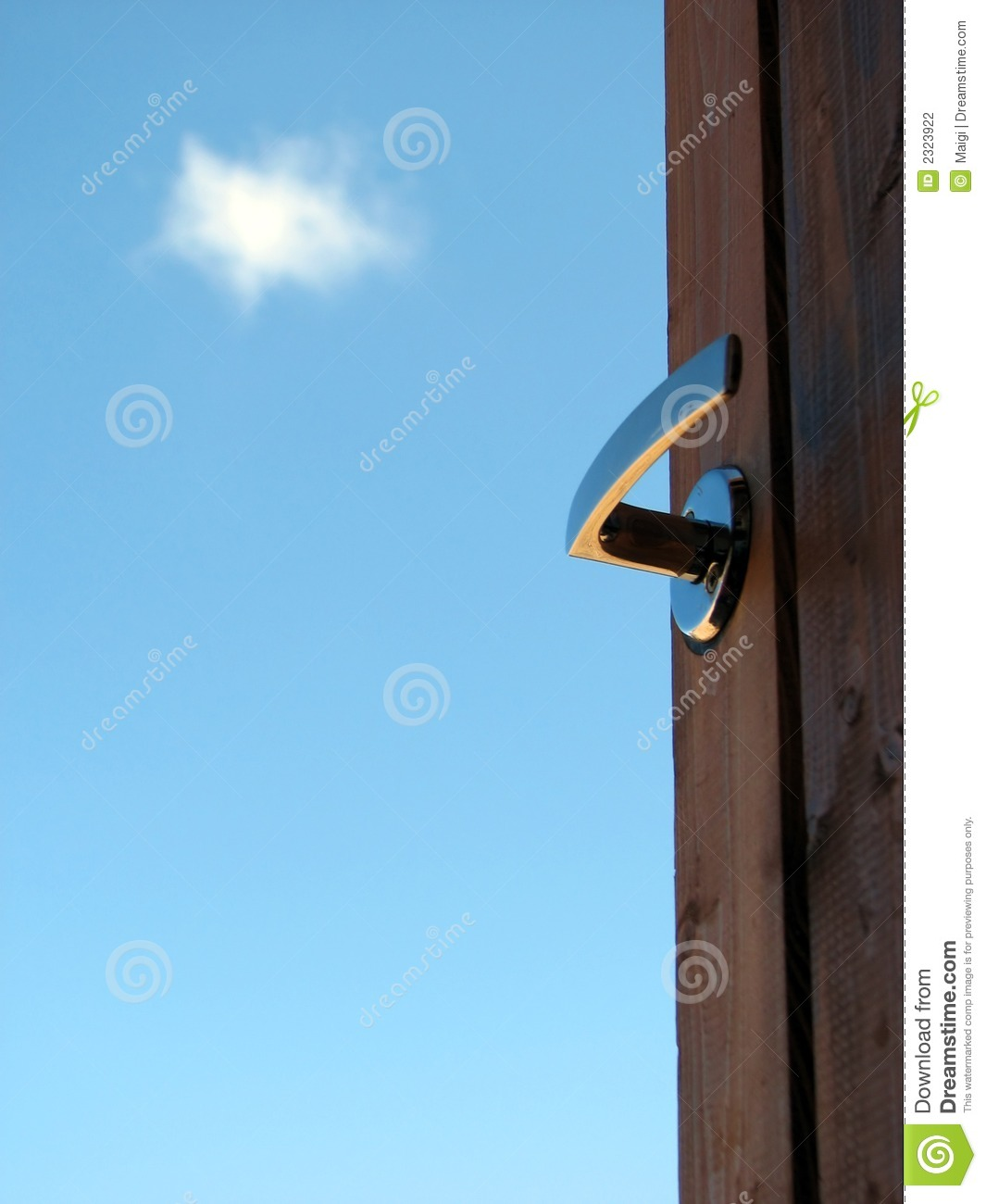 Open door stock photography image 2323922 for Porte ouverte
