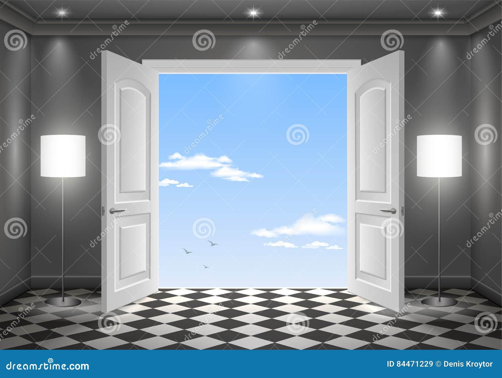 room doors vector art - photo #18