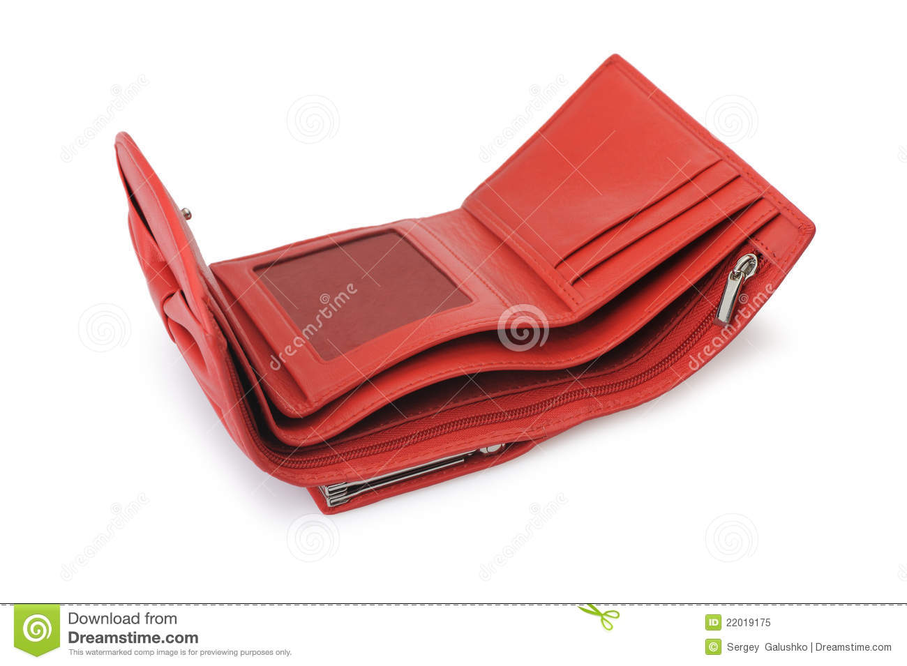 Open Empty Wallet Royalty Free Stock Photo - Image: 22019175