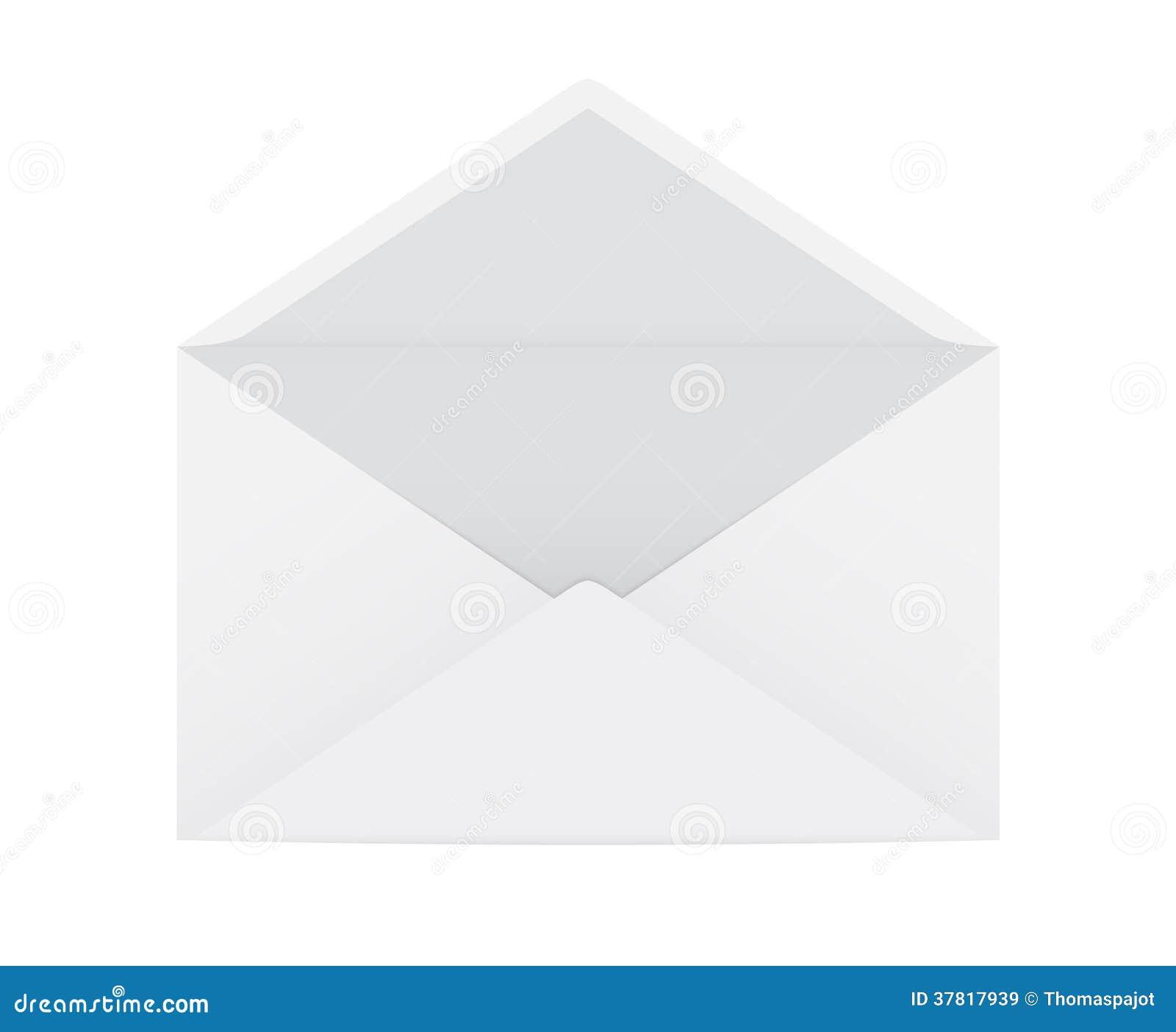 Open envelop