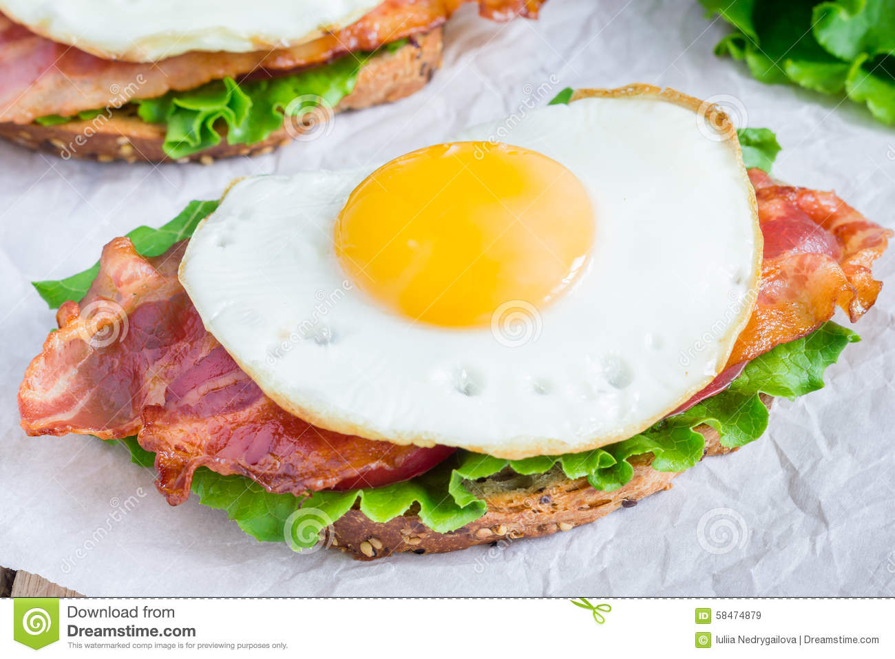 egg open faced sandwich recipe # sandwichrecipe http www open faced ...