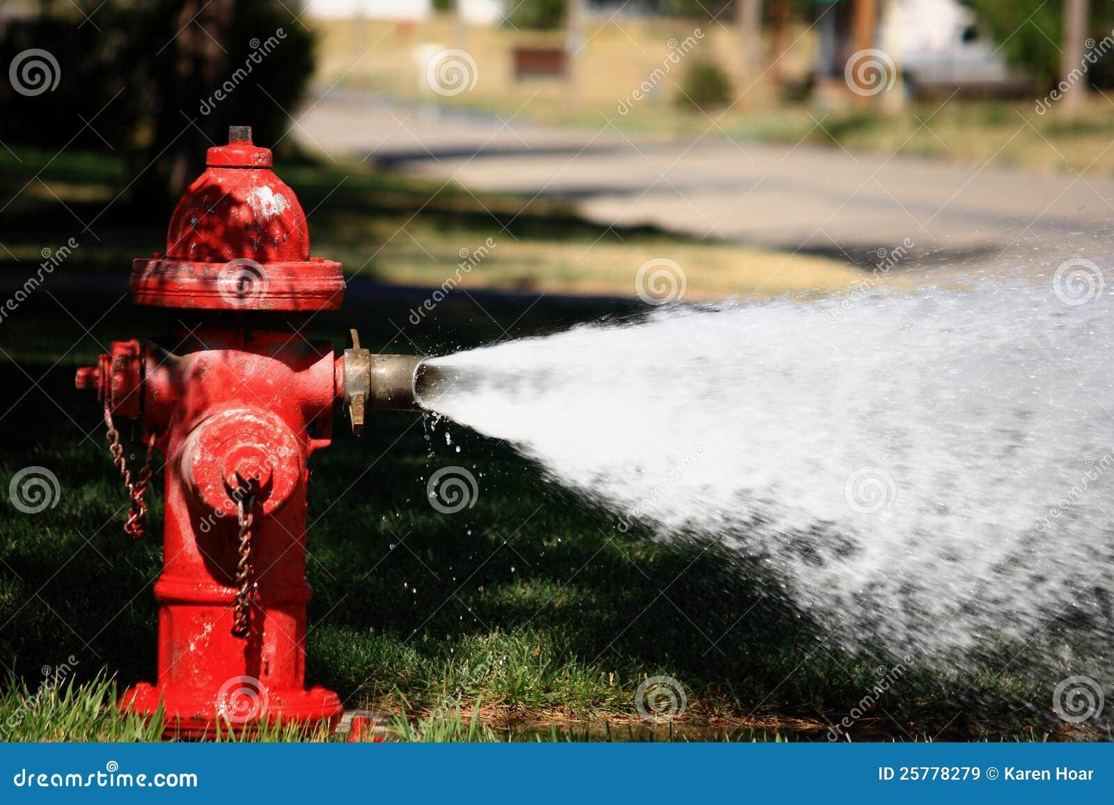Hydrant hookups