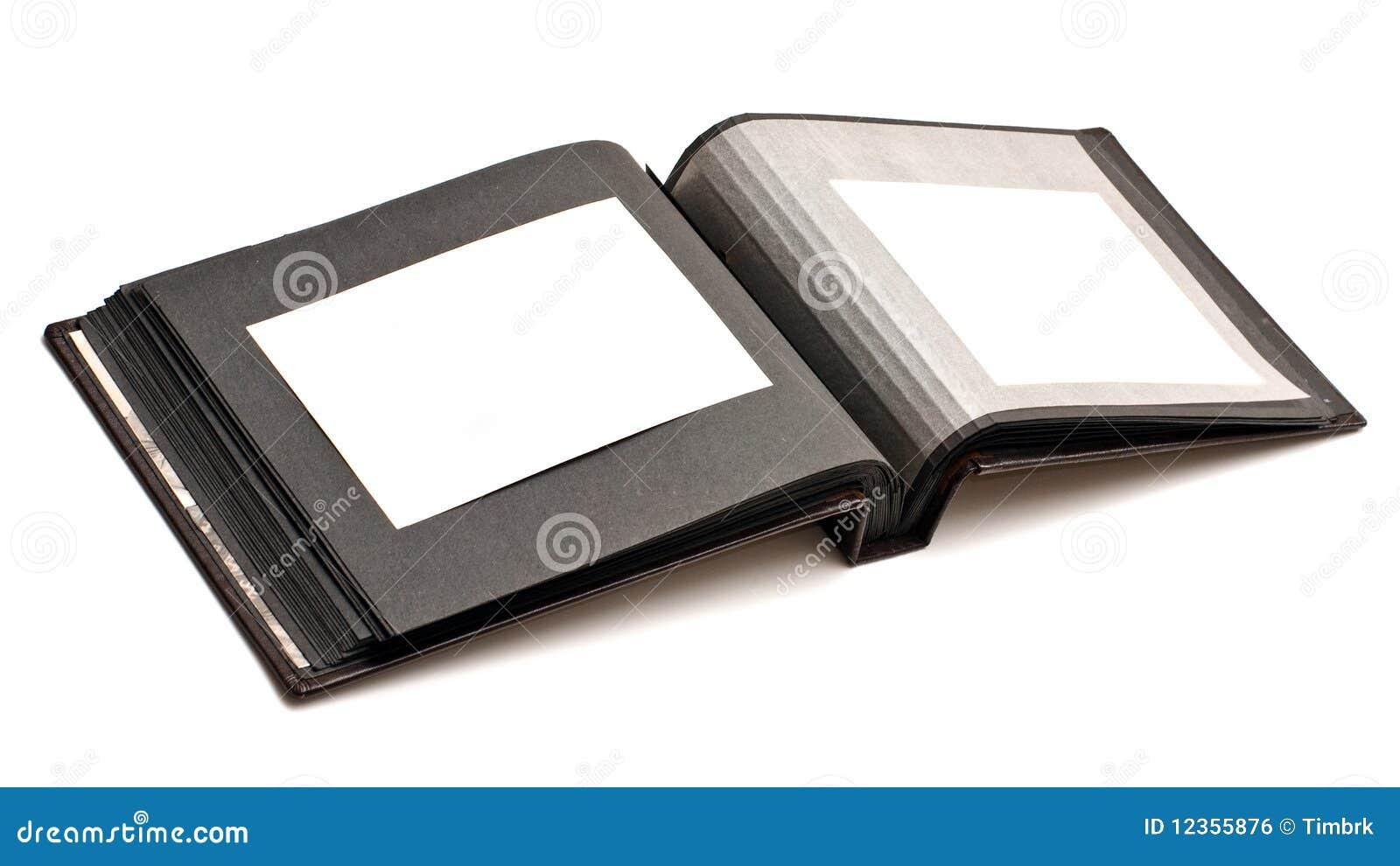 Open fotoalbum