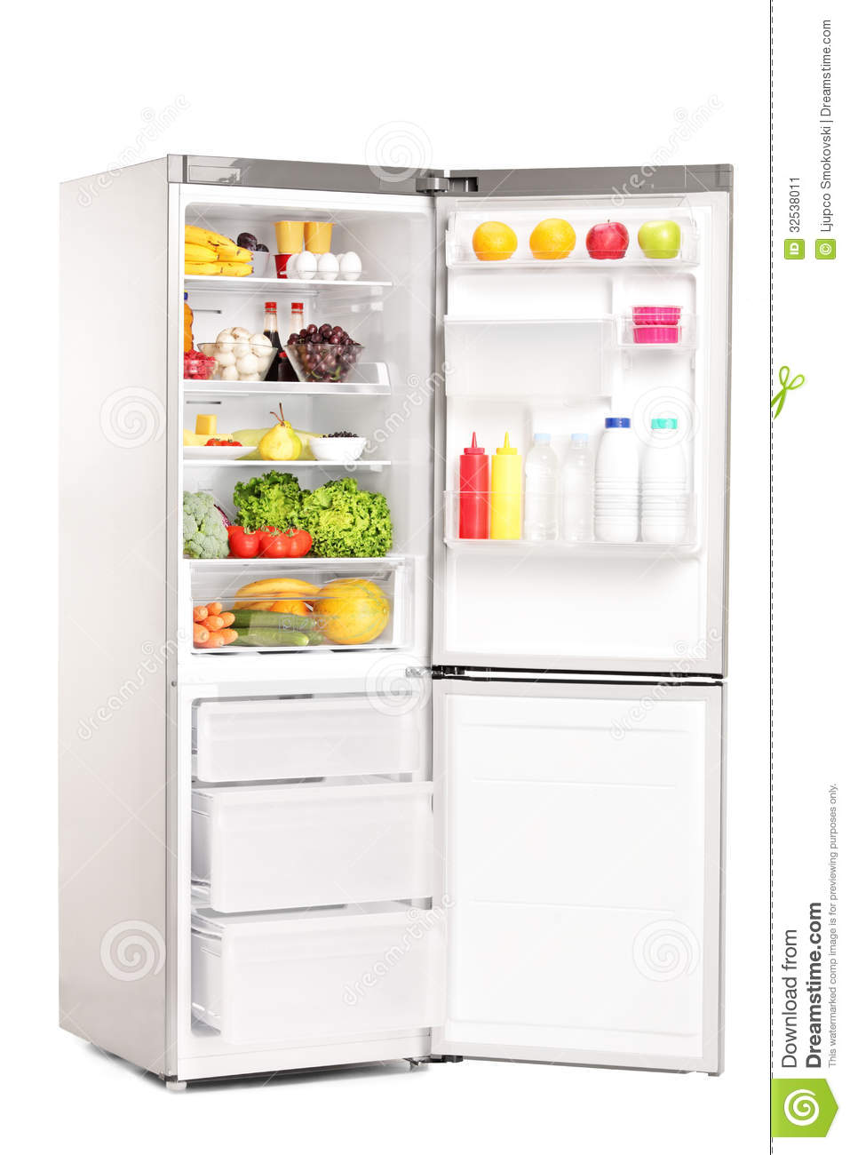 How To Stock Fridge With Healthy Food