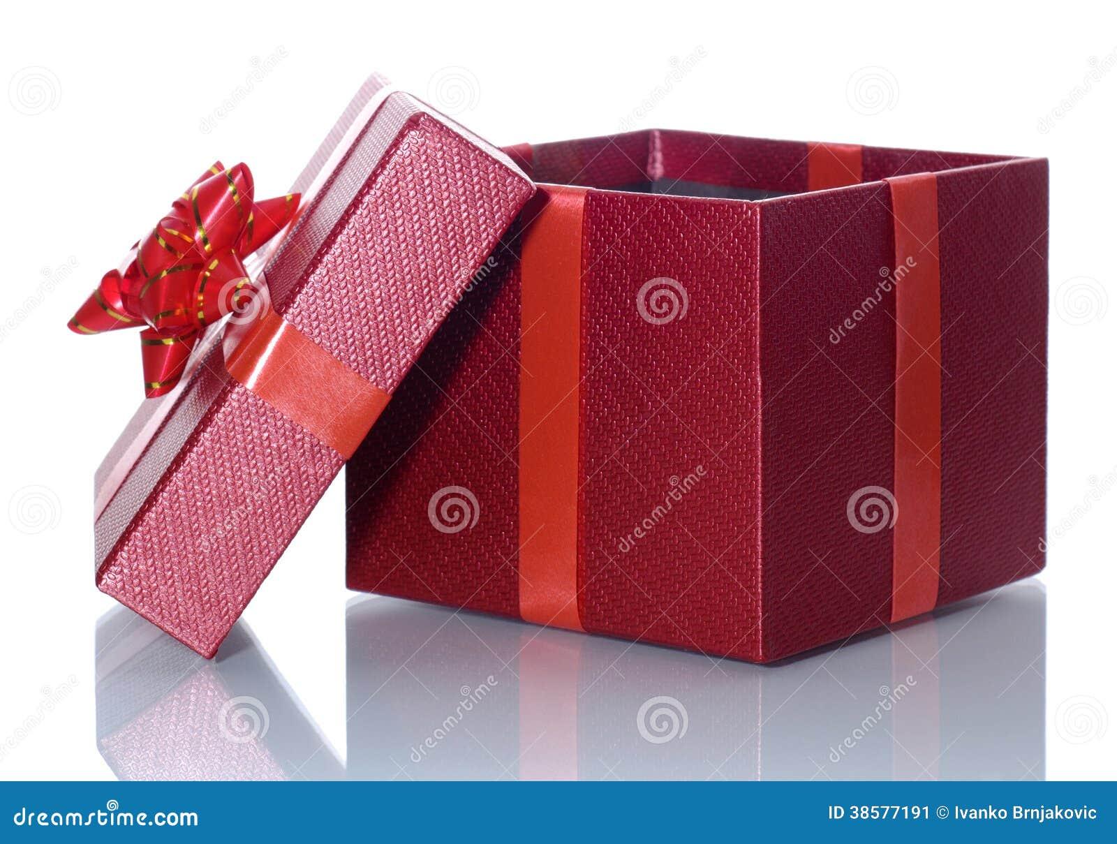 open gift box stock image image 38577191. Black Bedroom Furniture Sets. Home Design Ideas