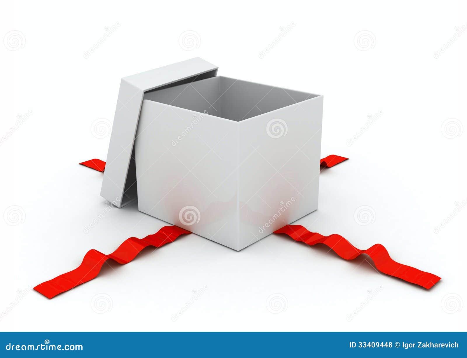 open gift box stock illustration illustration of letter 33409448. Black Bedroom Furniture Sets. Home Design Ideas