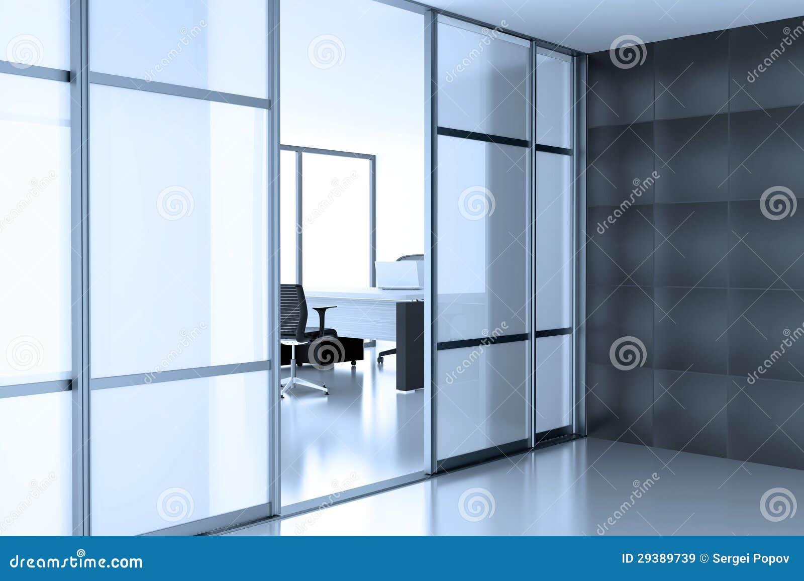 Charmant Open Glass Door