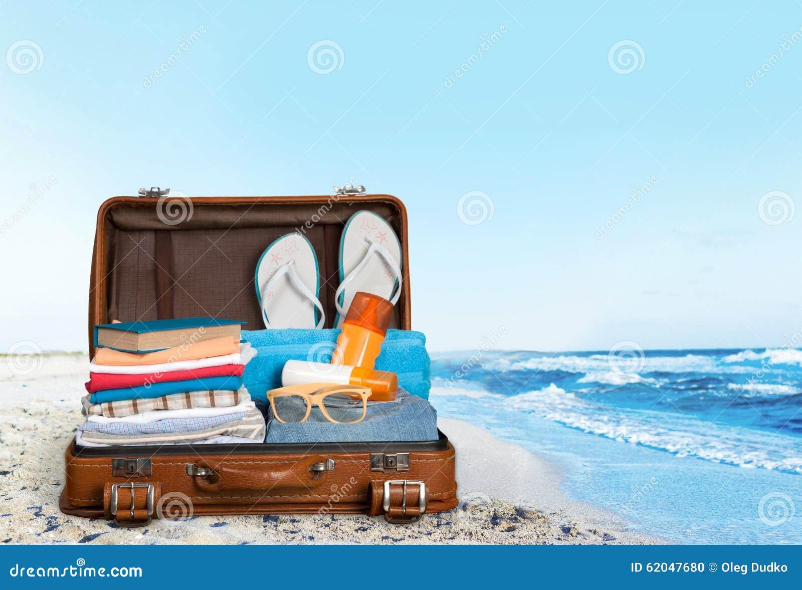 Open koffer