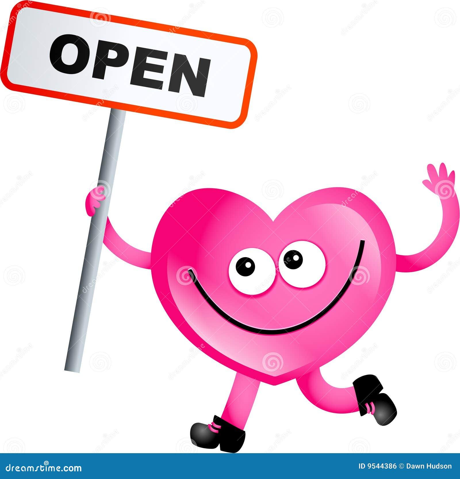 Open liefde