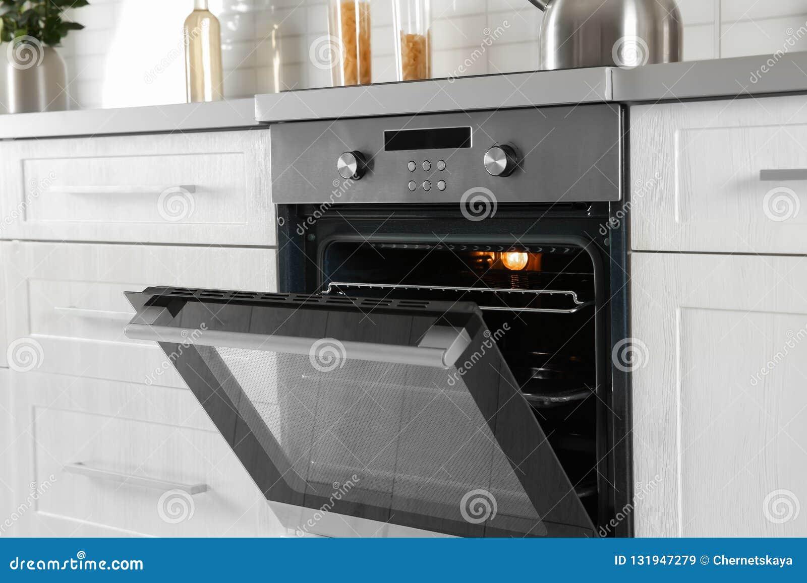 Open moderne oven