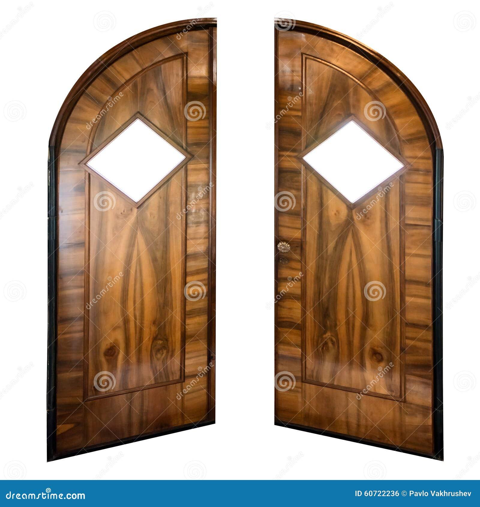 open wooden door Gallery