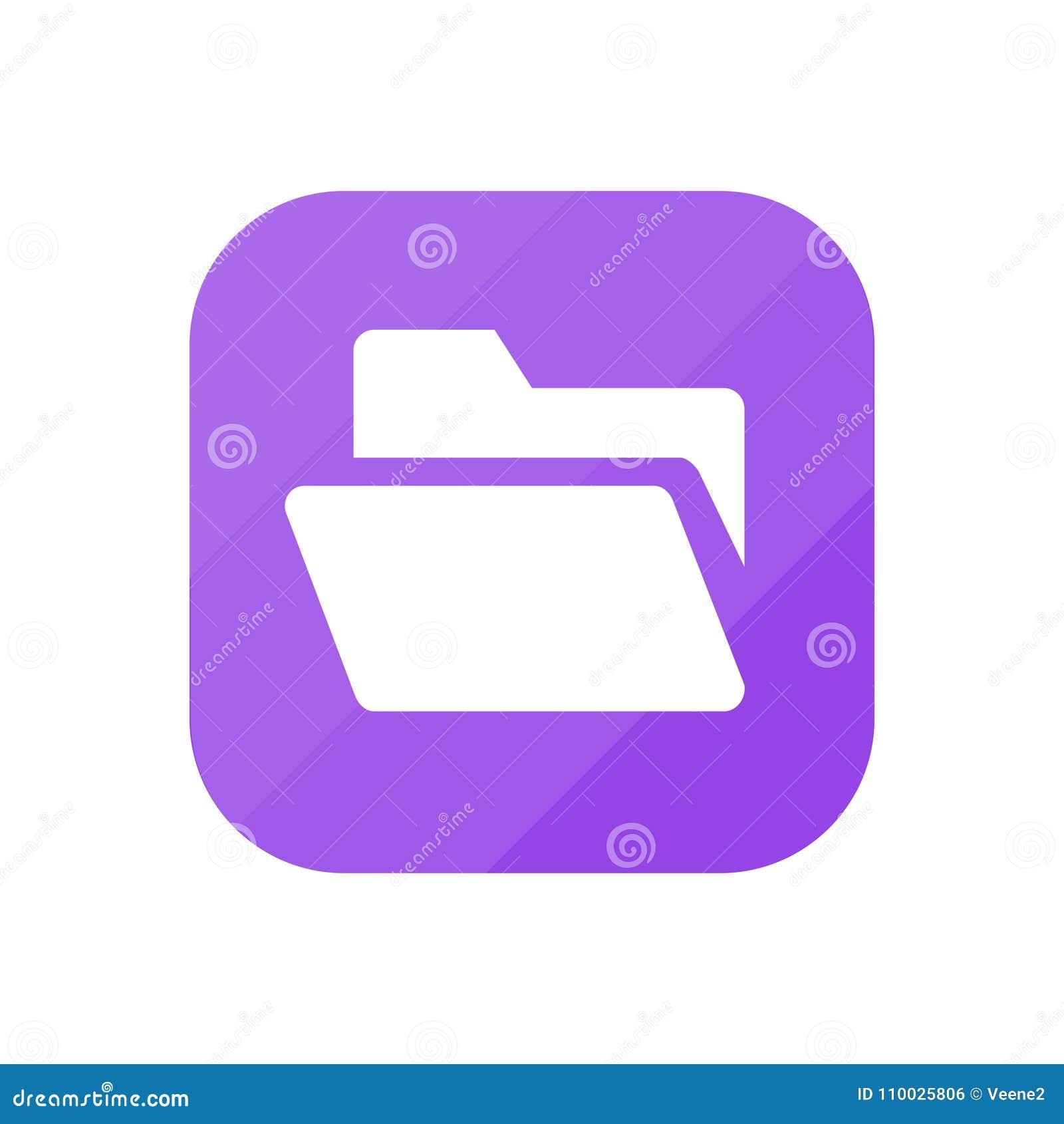 Open Omslag - App Pictogram