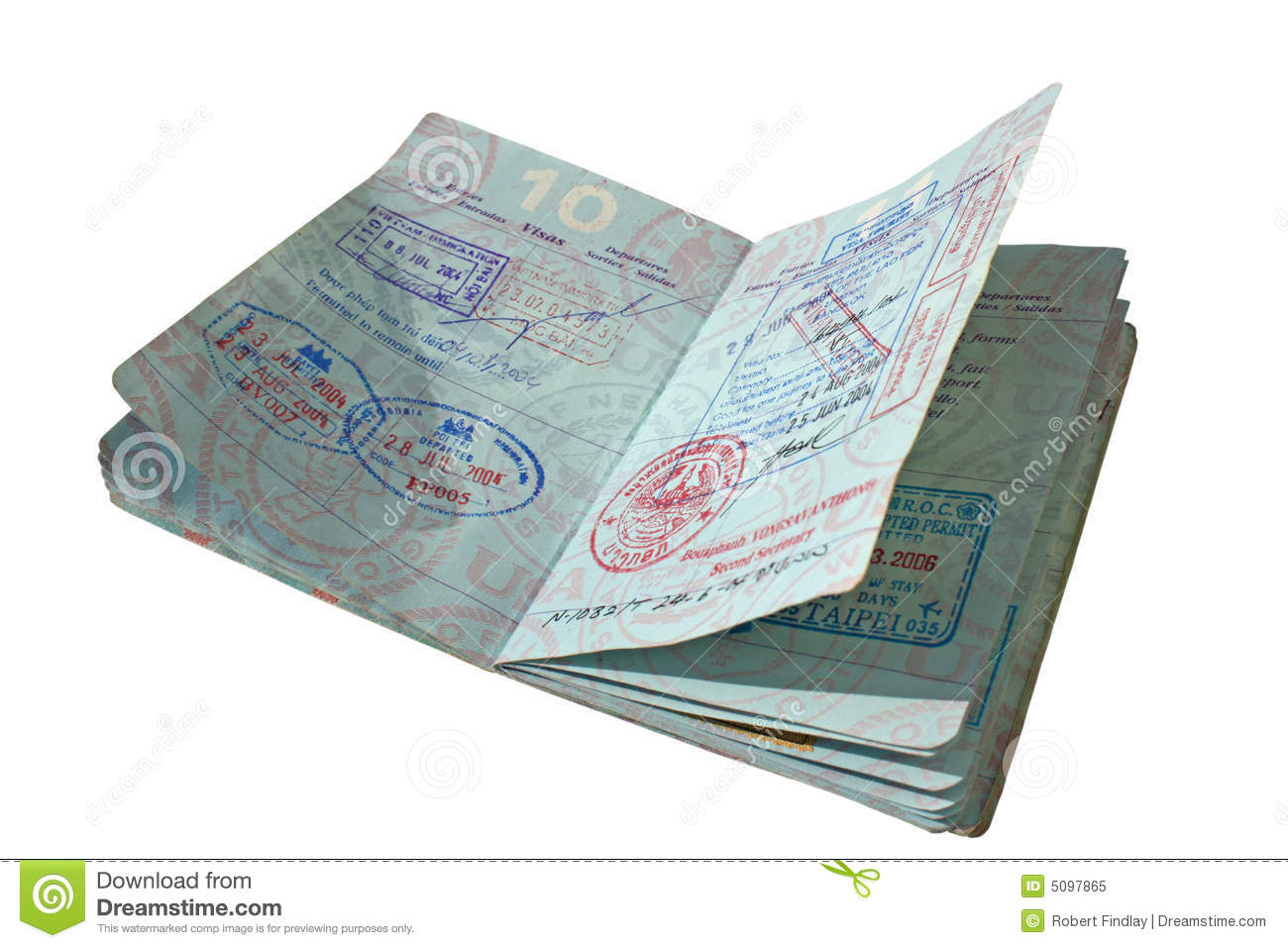 open passport with asian visas royalty free stock photo passport stamps clipart png passport stamp clip art canada