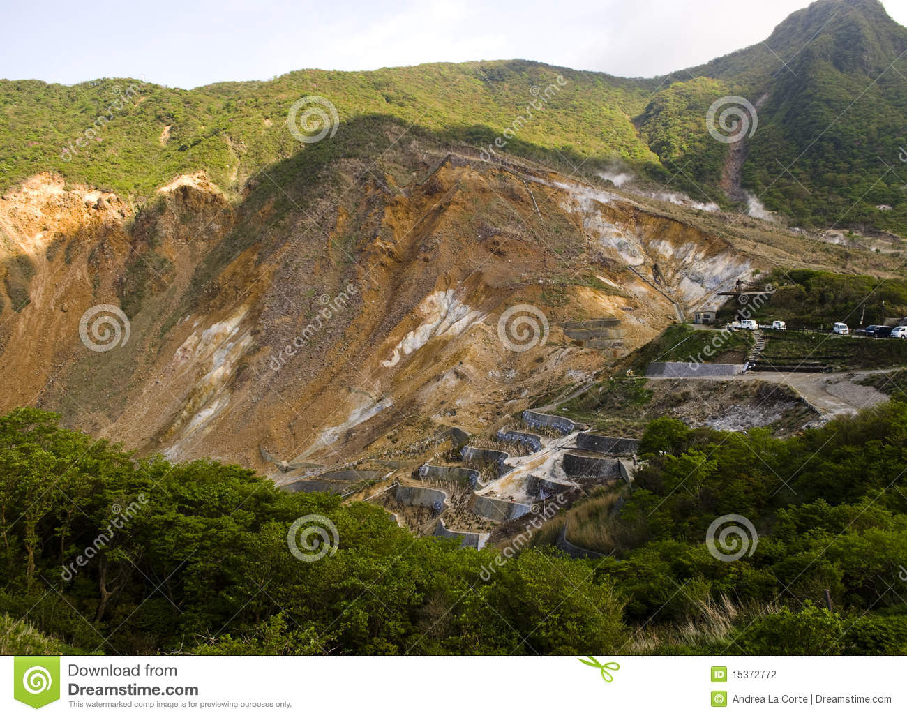 Open Pit Mine Stock Photography Image 15372772