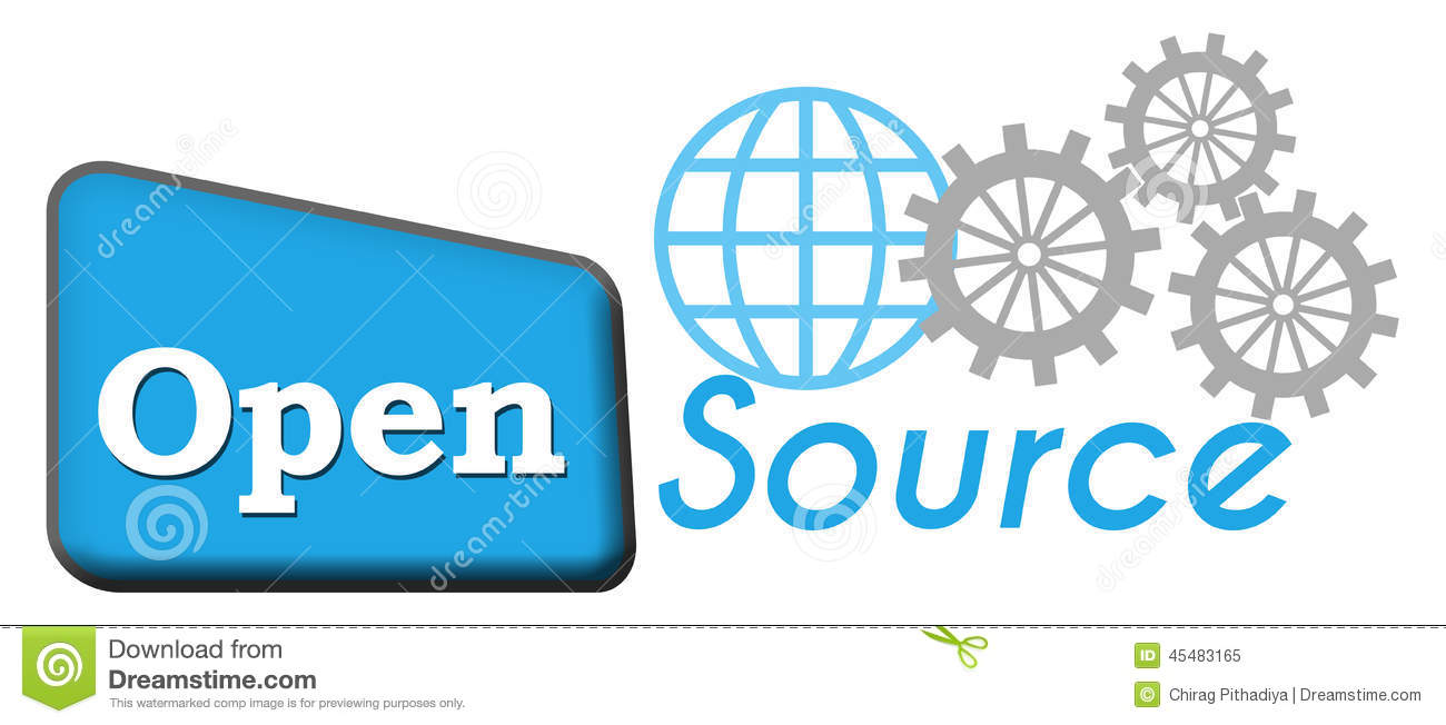 Open source stock illustration image 45483165 Open source illustrator