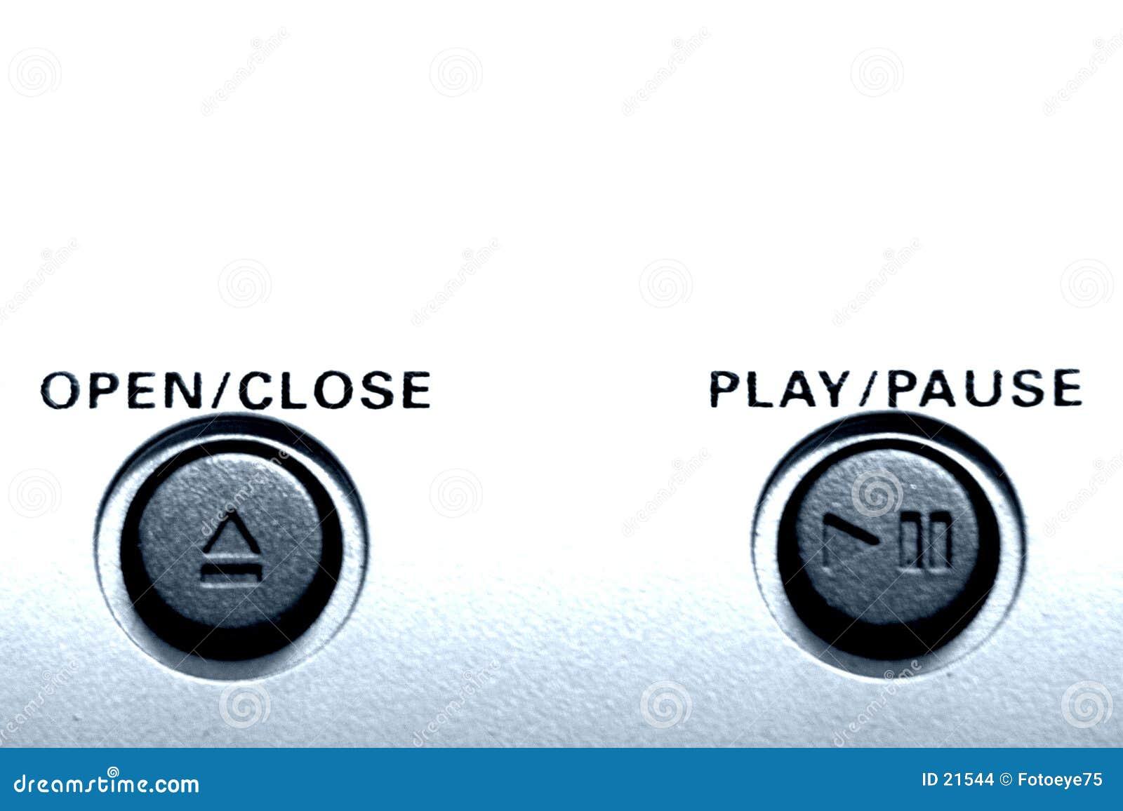 Open spel
