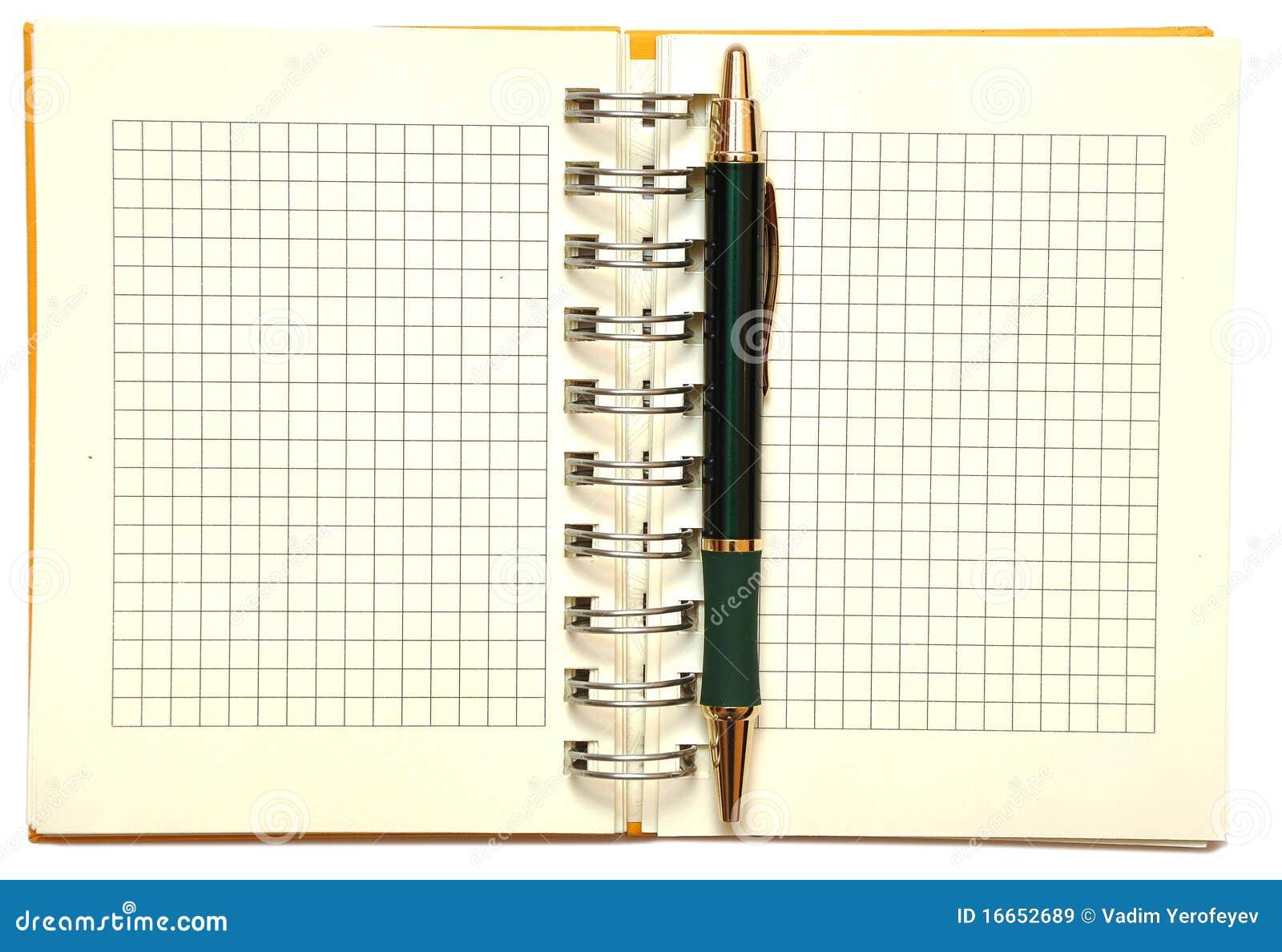 Open Spiral Notebook Open Spiral Bound Note...