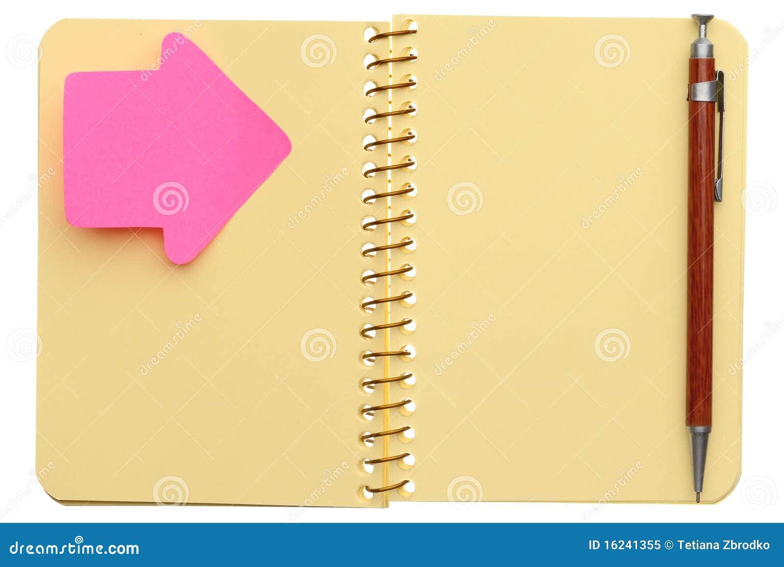 Open Spiral Notebook Open Spiral Notebook R...