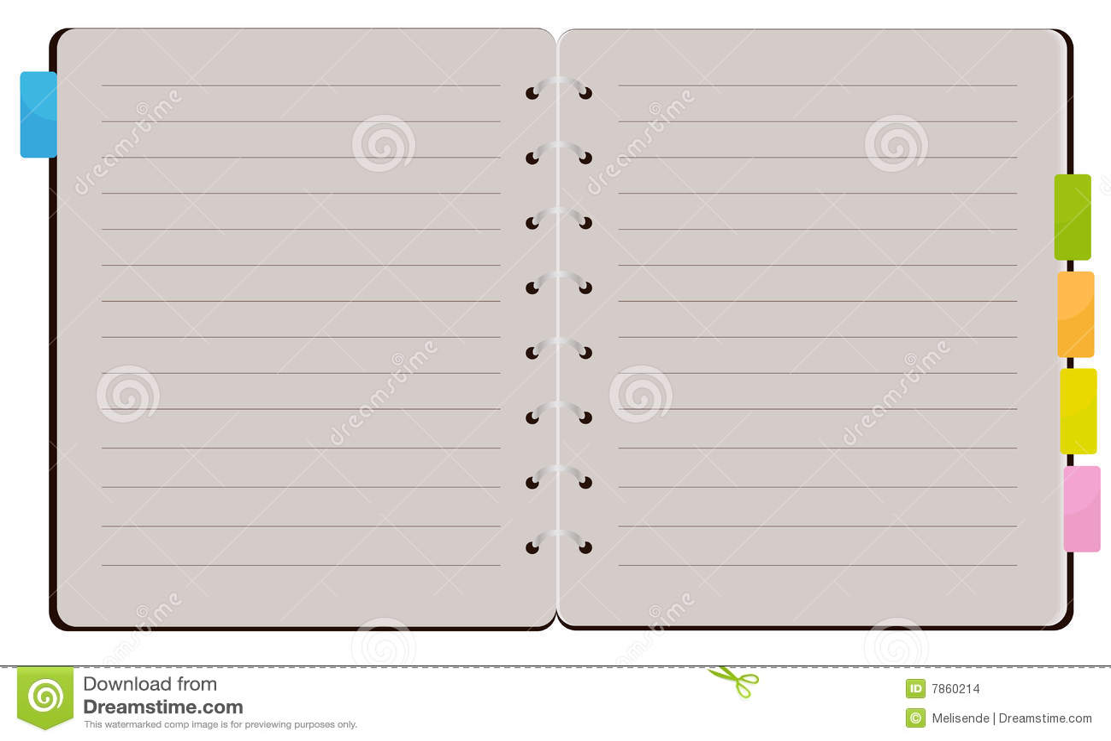 Open Spiral Notebook Open Spiral Not...