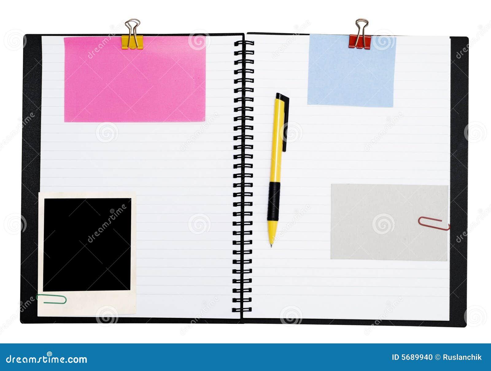 Open Spiral Notebook Open Spiral Notebook O...