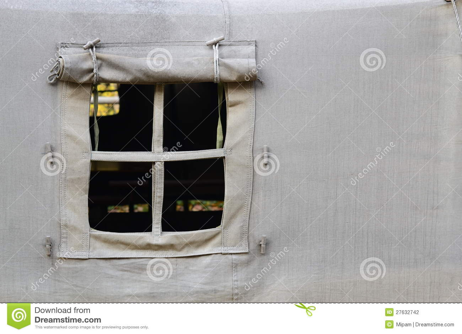 Open tent window & Open tent window stock photo. Image of window nobody - 27632742