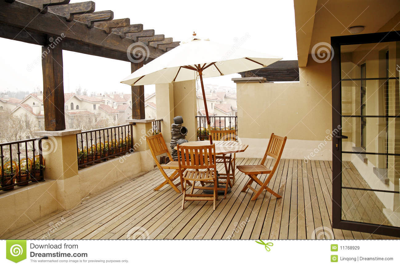 Open terrace royalty free stock photography for Terraces opening times
