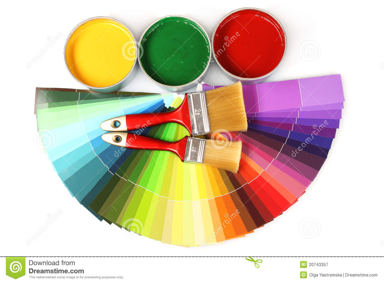 Paint Cans And Brushes Related Keywords Amp Suggestions Paint Cans And